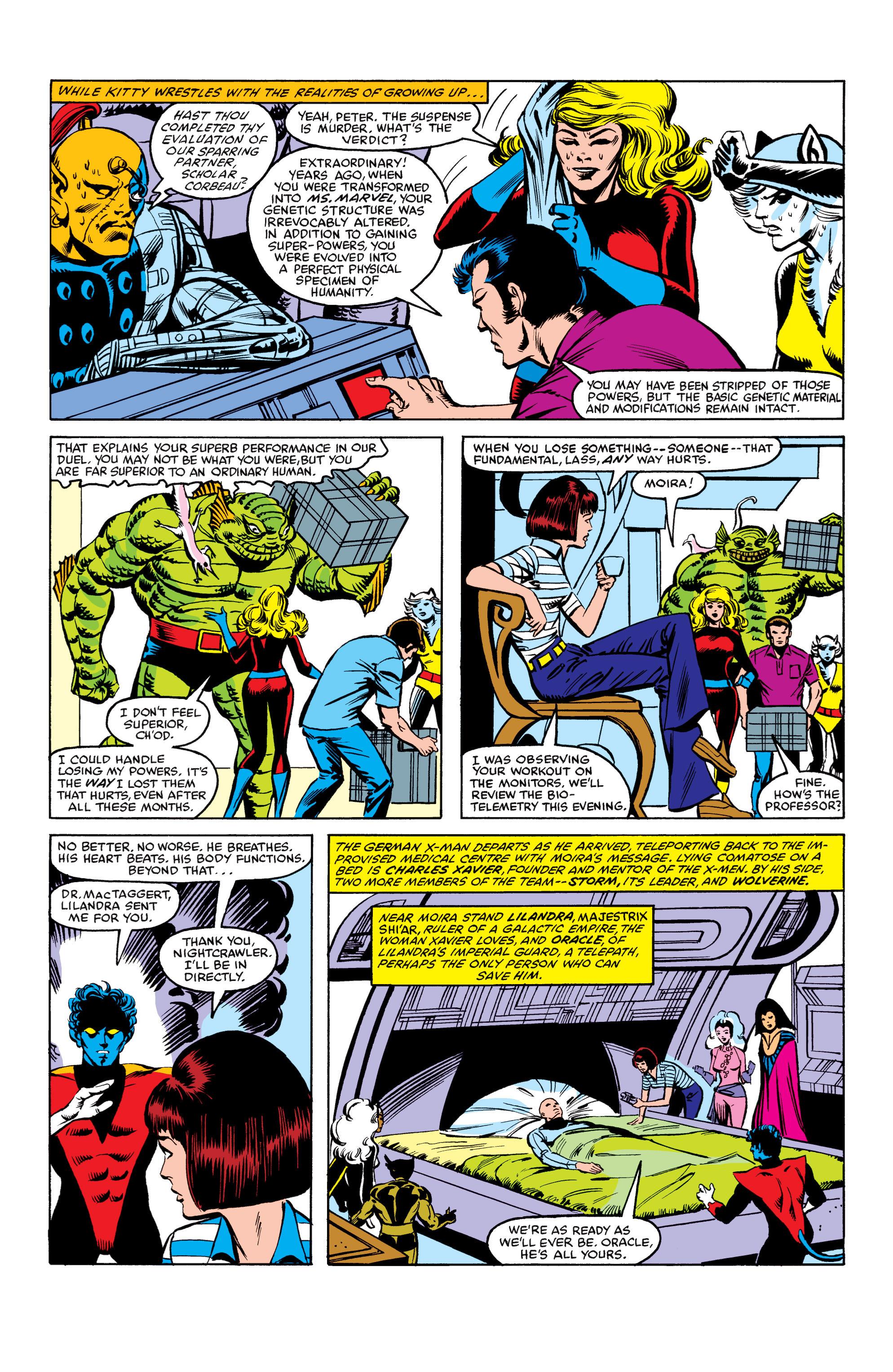 Read online Uncanny X-Men (1963) comic -  Issue #158 - 5