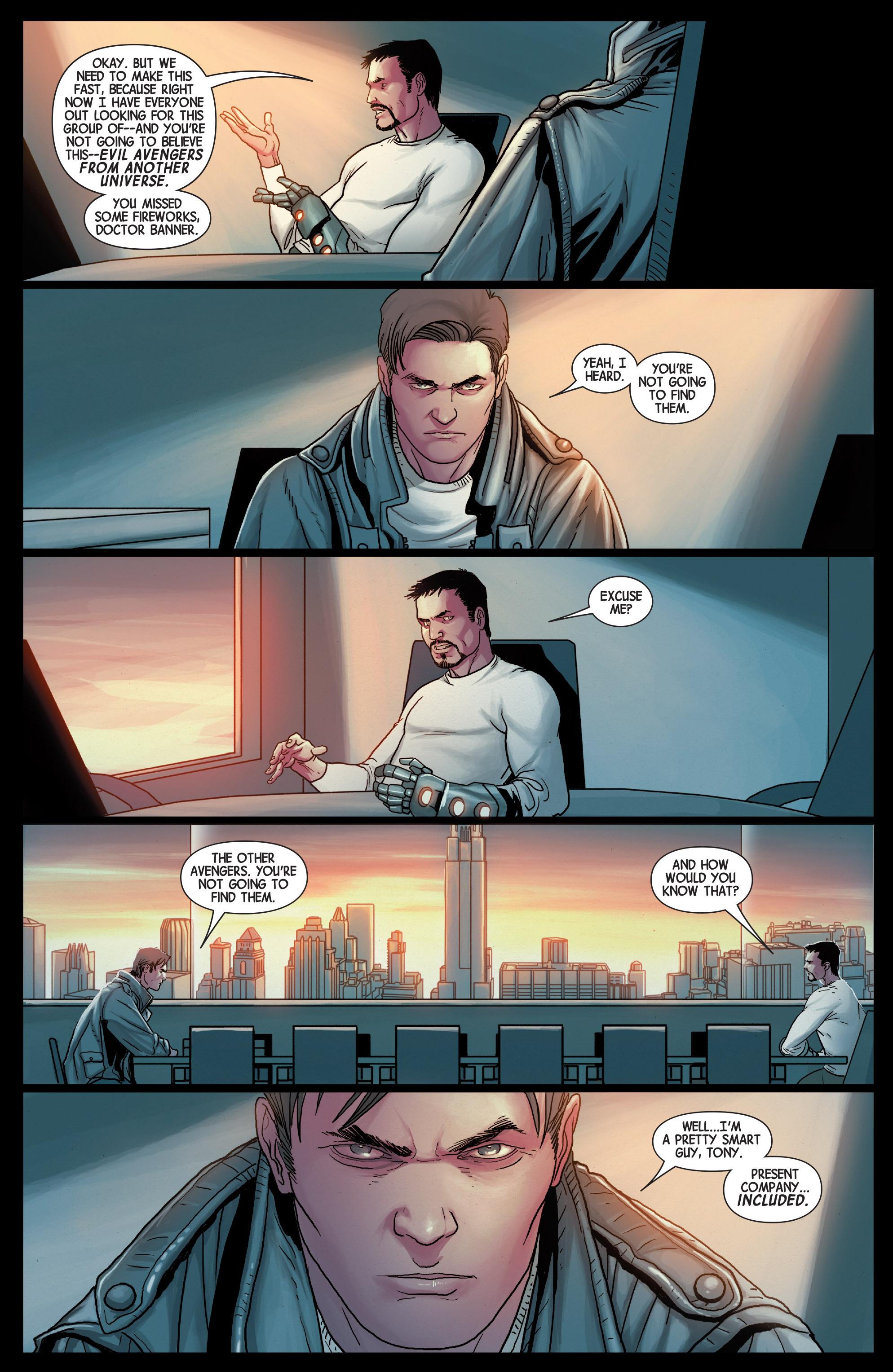 Read online Avengers (2013) comic -  Issue #Avengers (2013) _TPB 5 - 139