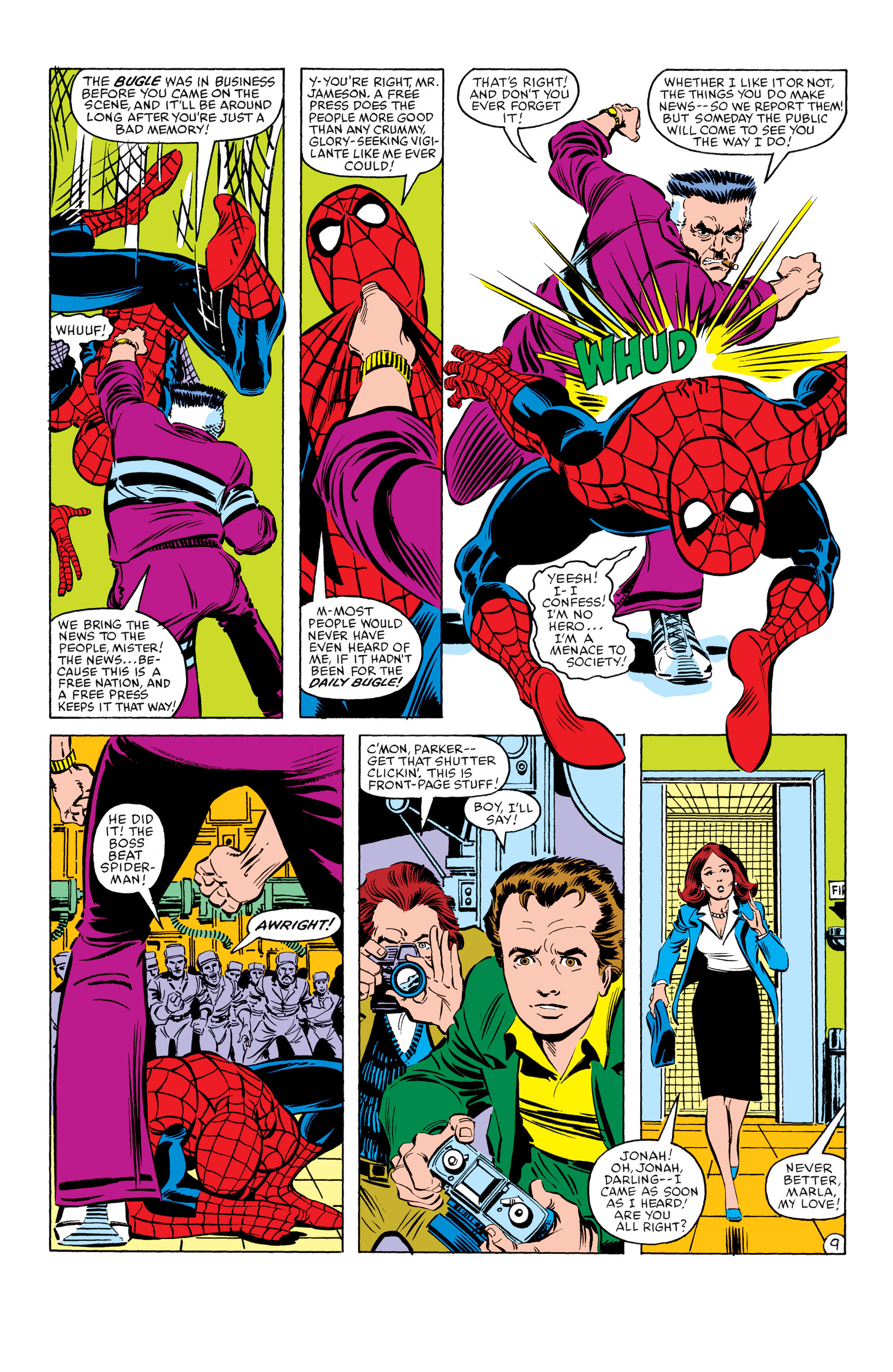 The Amazing Spider-Man (1963) 246 Page 9