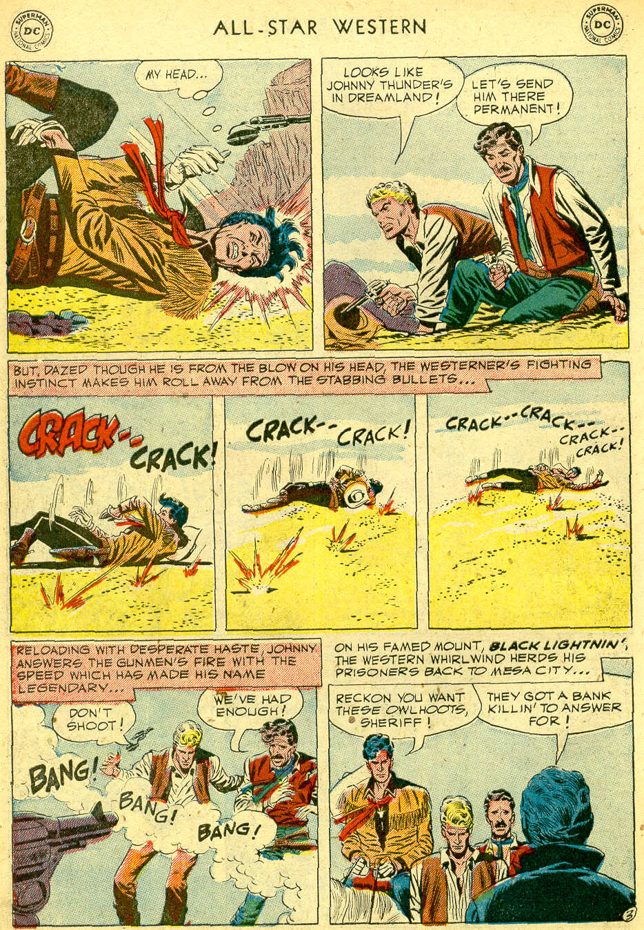 Read online All-Star Western (1951) comic -  Issue #68 - 30