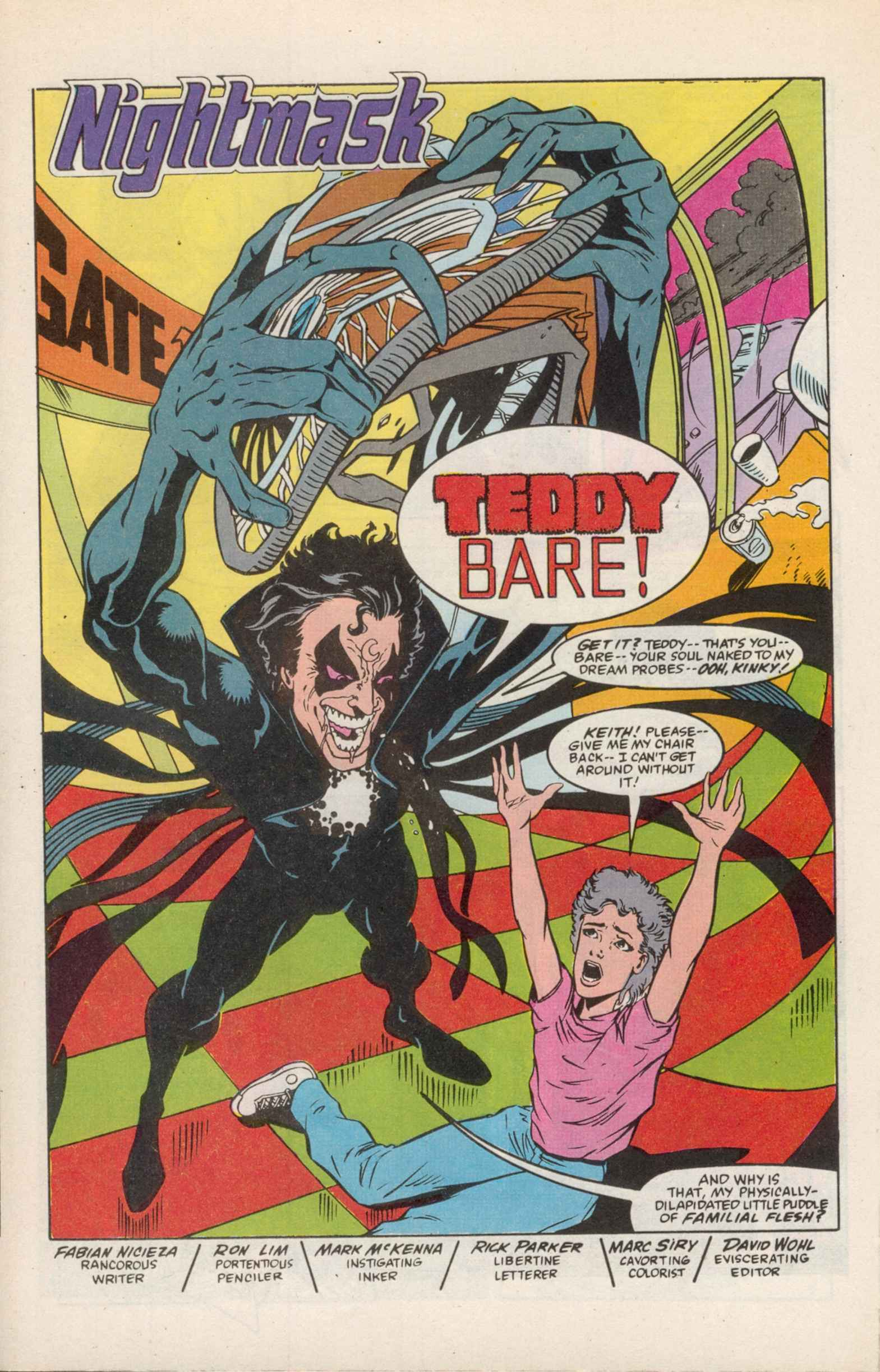 Read online Star Brand comic -  Issue #17 - 24
