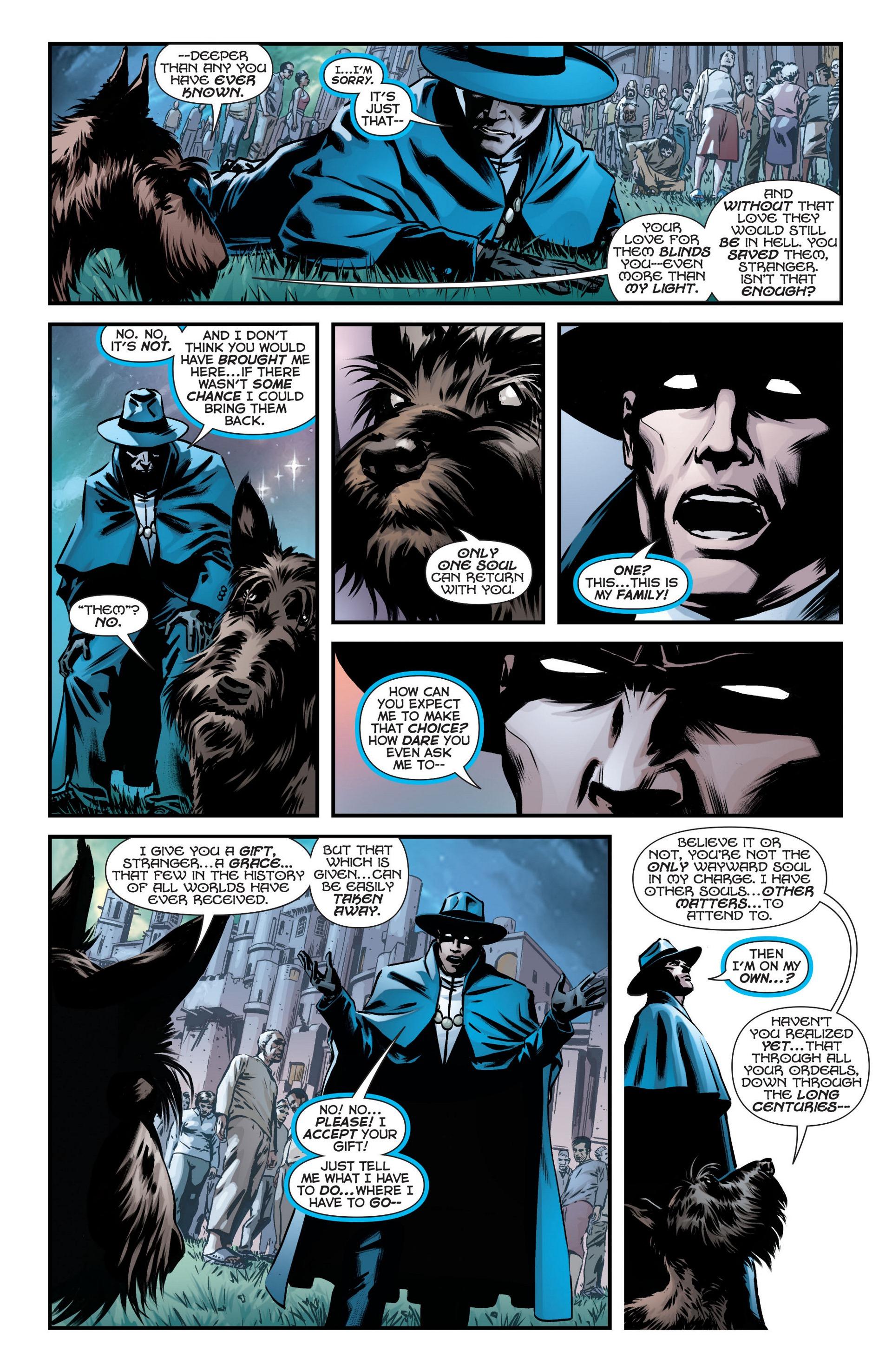 Read online Trinity of Sin: The Phantom Stranger comic -  Issue #10 - 6