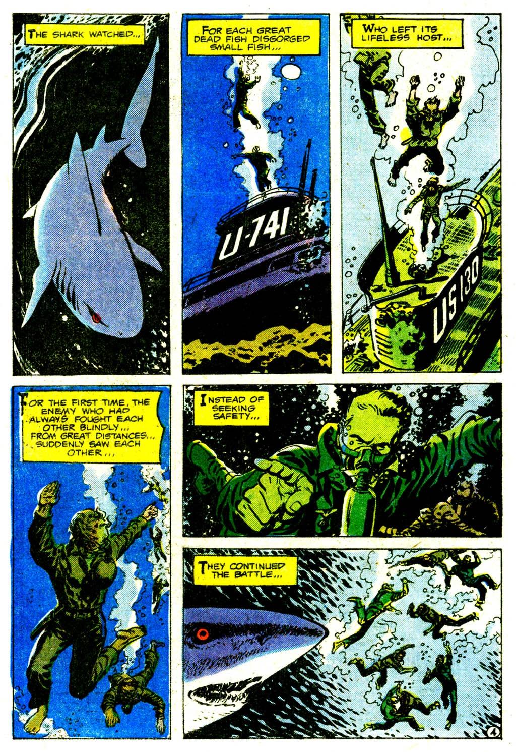 Read online Sgt. Rock comic -  Issue #303 - 30