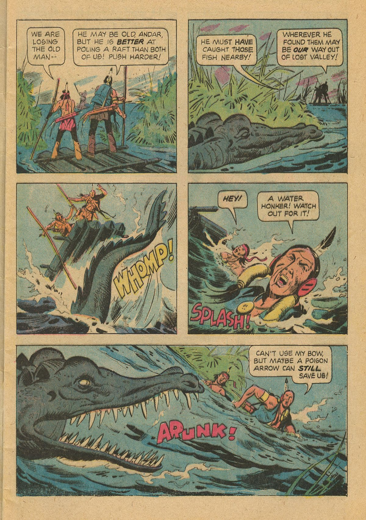 Read online Turok, Son of Stone comic -  Issue #99 - 5