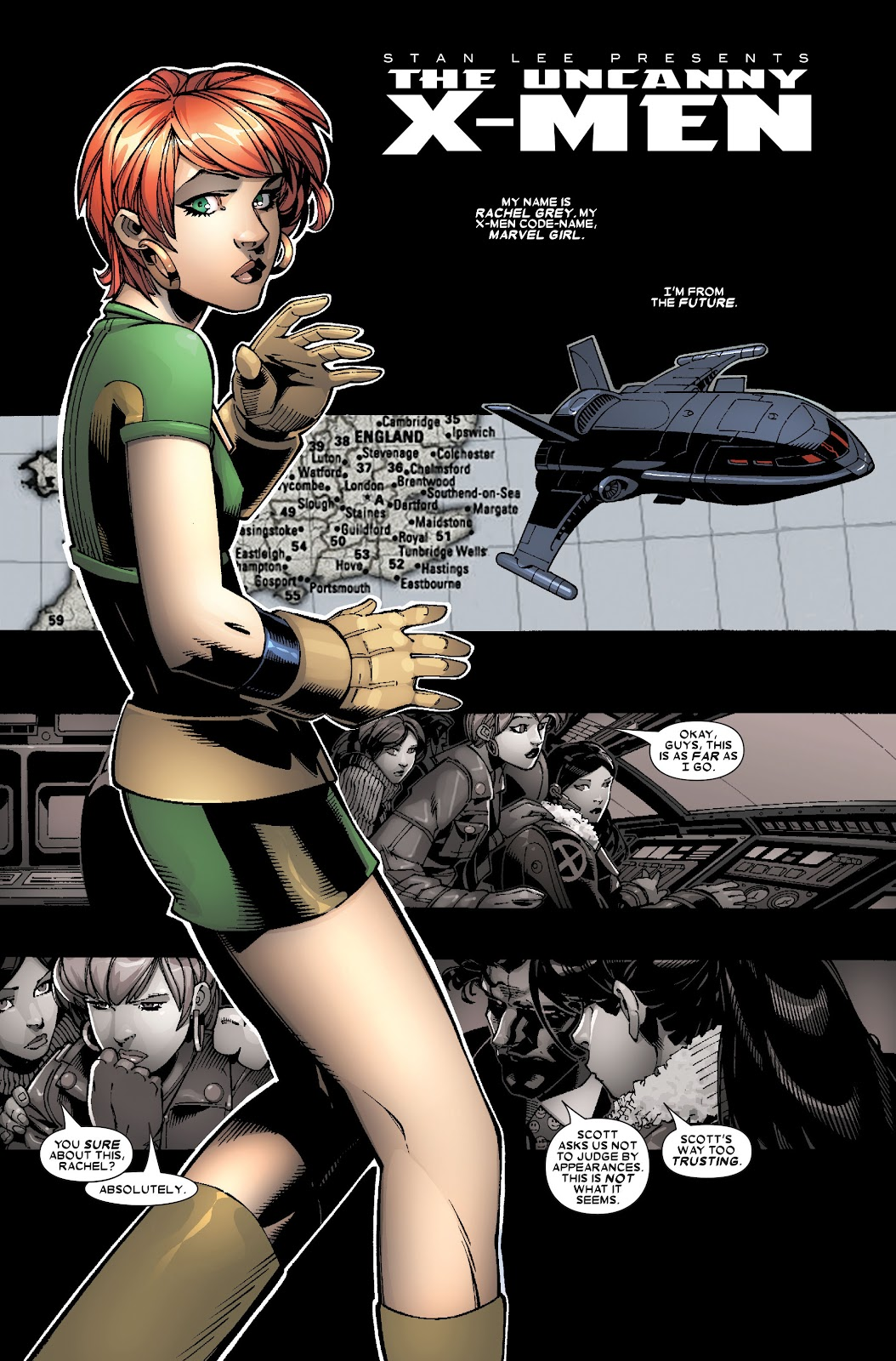 Uncanny X-Men (1963) 466 Page 2