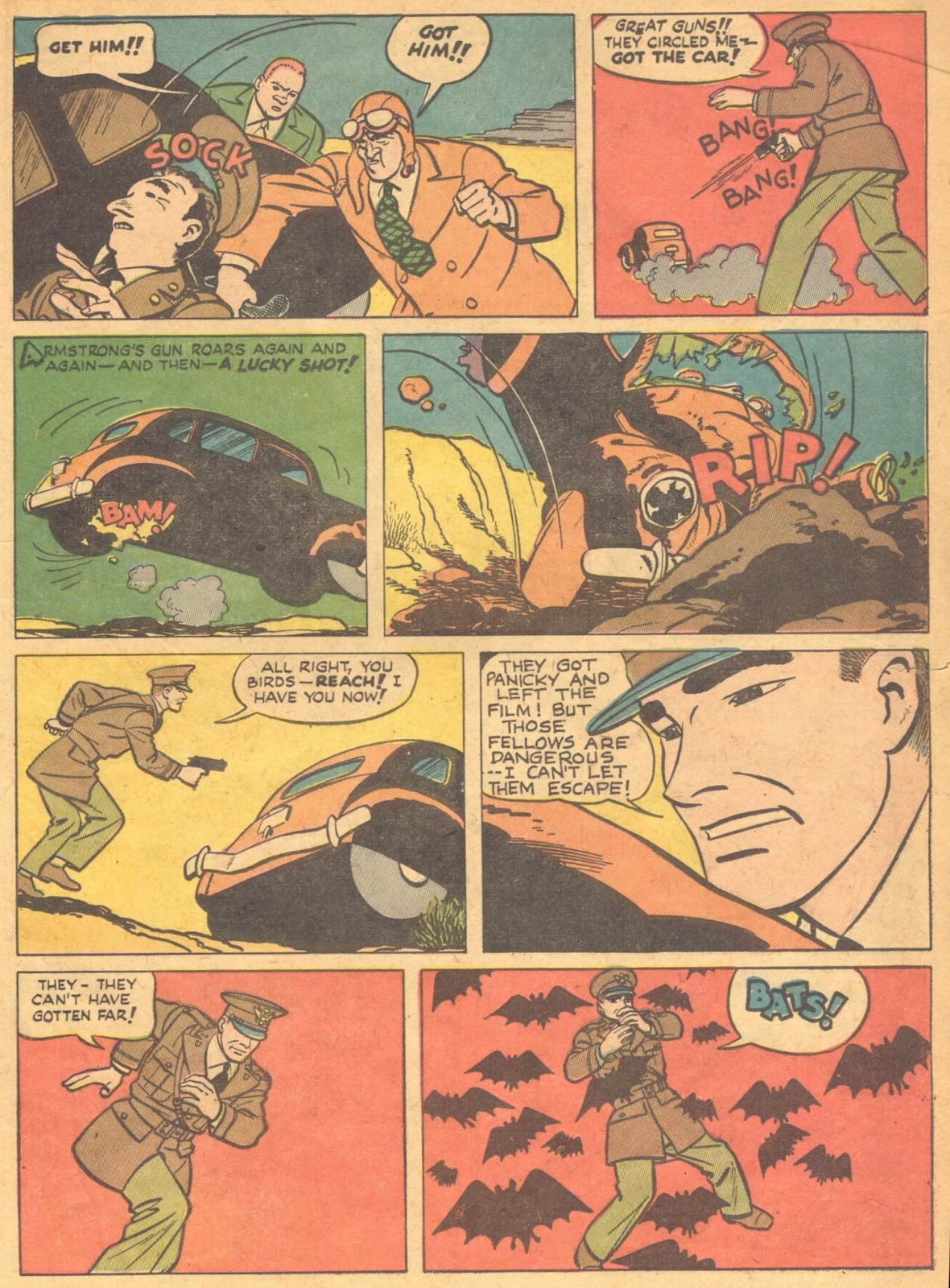 Star Spangled Comics (1941) issue 1 - Page 43