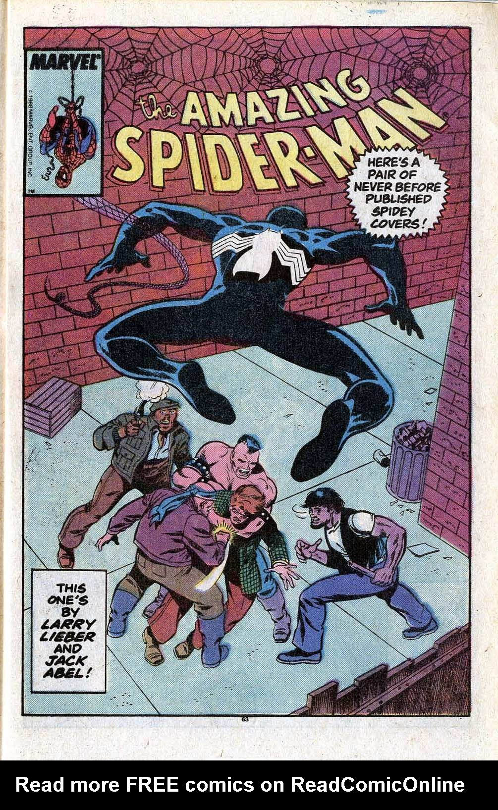 The Amazing Spider-Man (1963) _Annual_22 Page 64