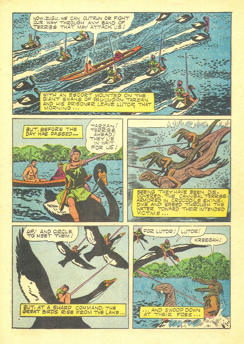 Tarzan (1948) issue 70 - Page 5