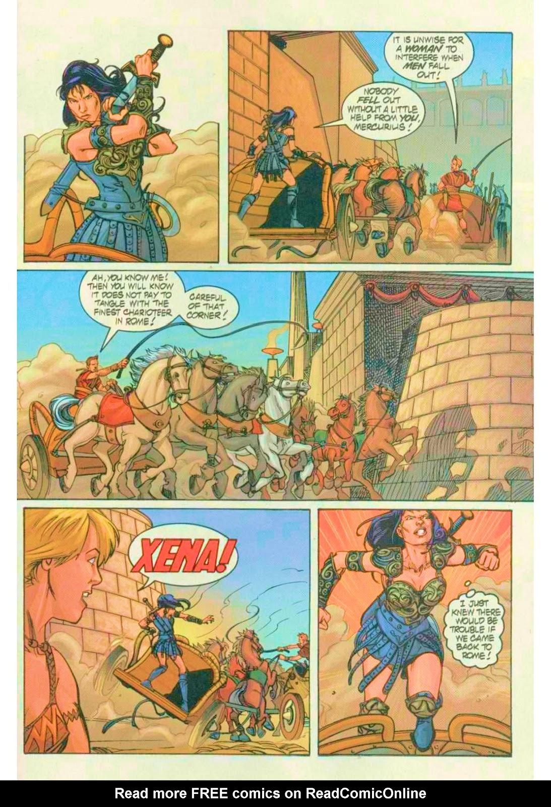 Xena: Warrior Princess (1999) Issue #7 #7 - English 18