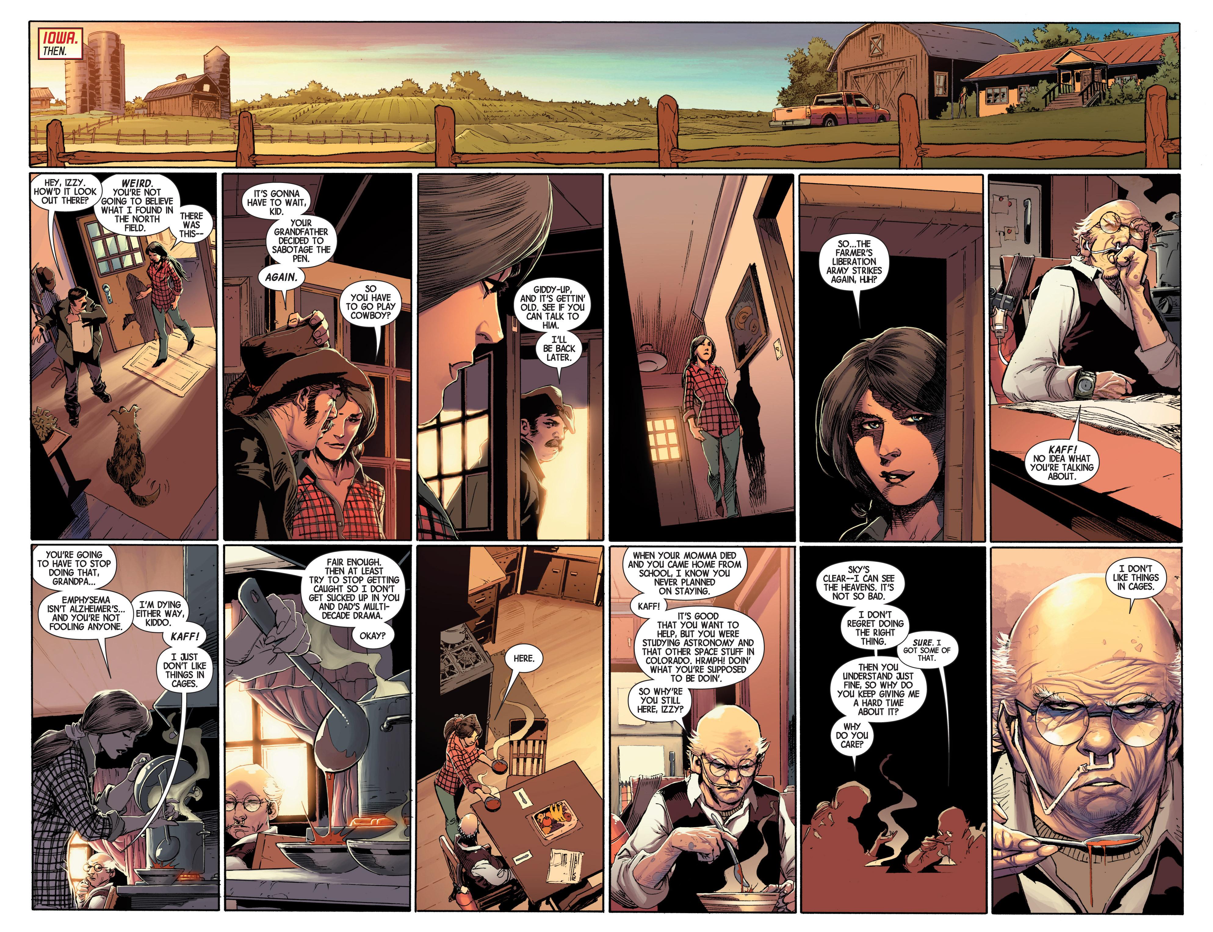 Read online Avengers (2013) comic -  Issue #Avengers (2013) _TPB 1 - 109