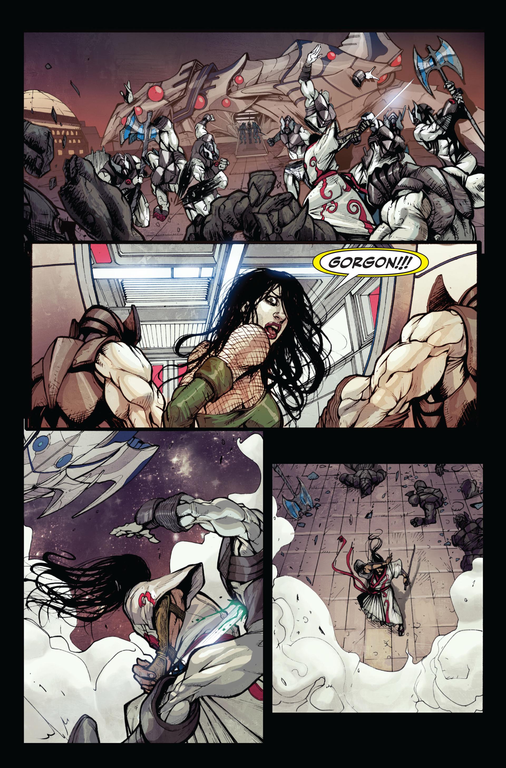 Read online Secret Warriors comic -  Issue #12 - 8