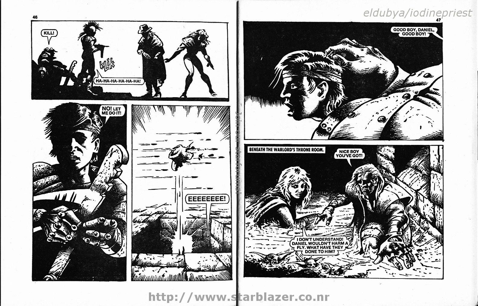 Starblazer issue 279 - Page 25