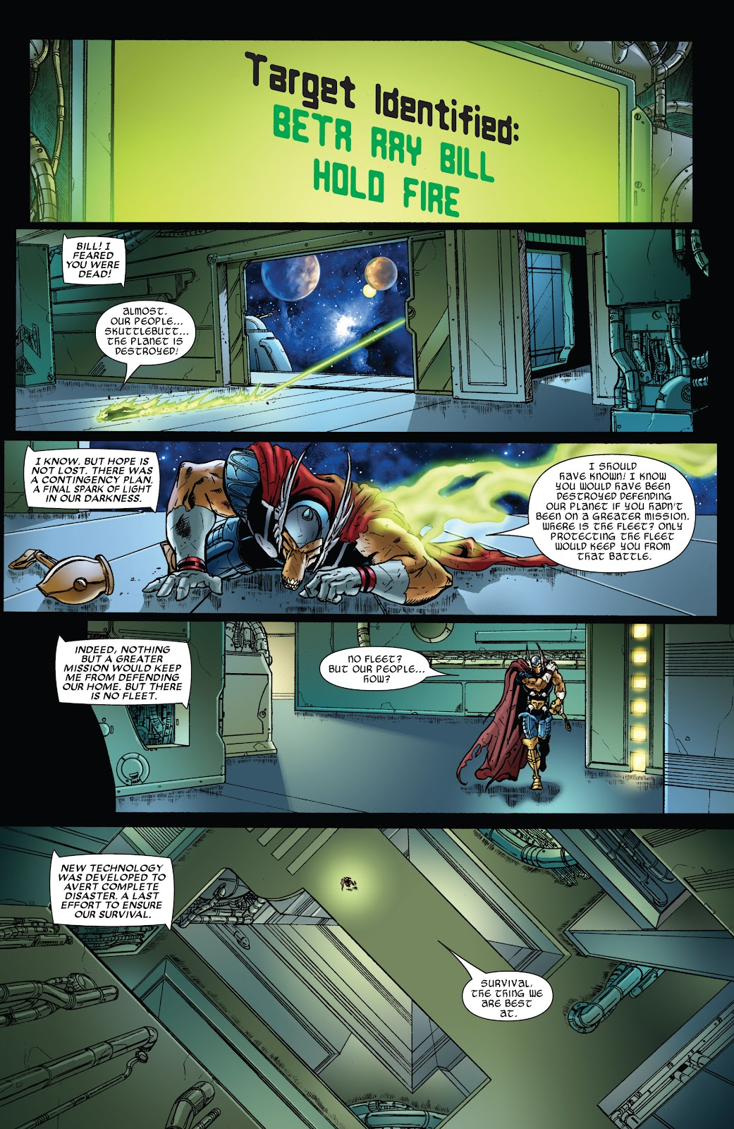 Read online Thor: Ragnaroks comic -  Issue # TPB (Part 3) - 93