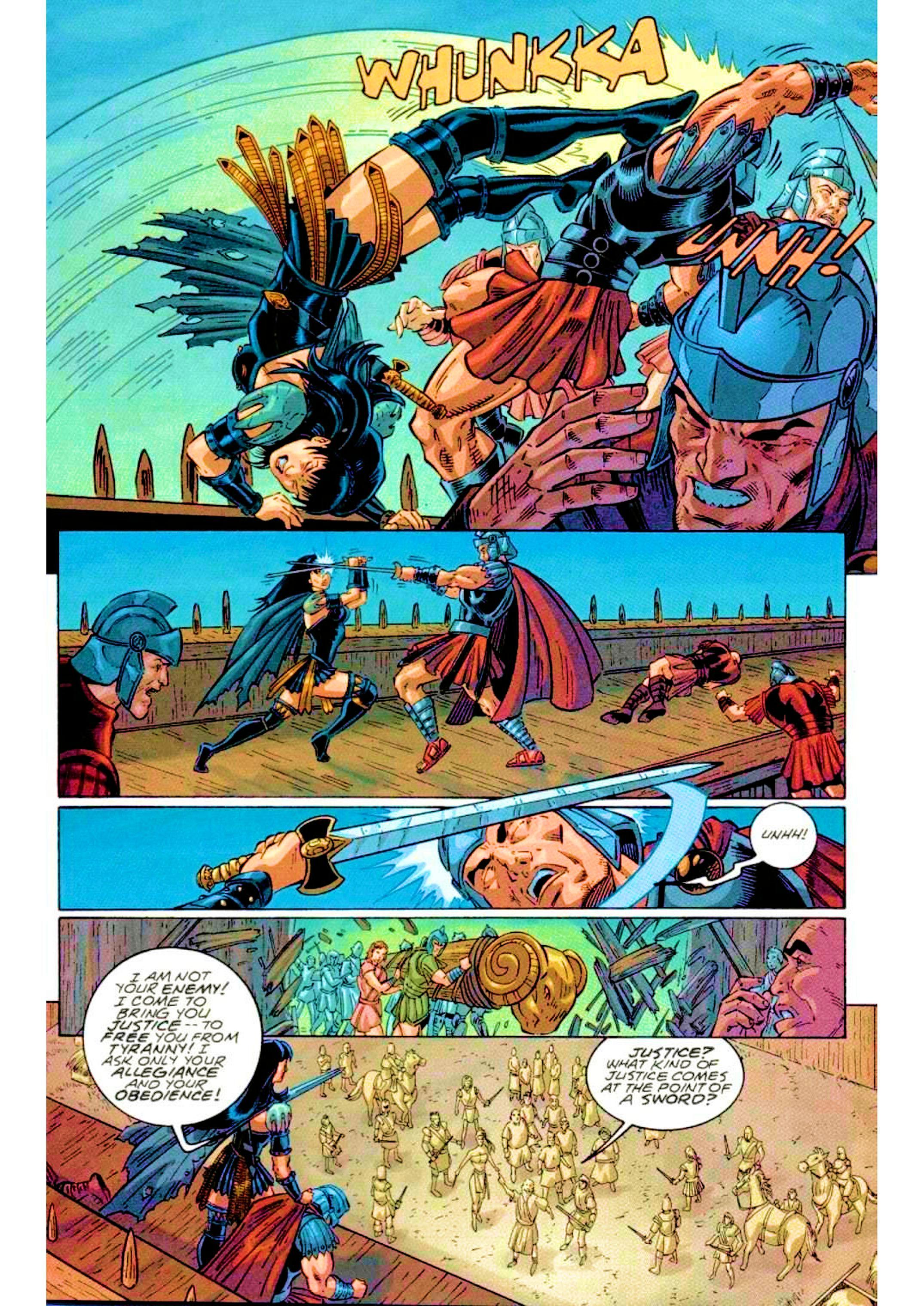 Read online Xena: Warrior Princess (1999) comic -  Issue #2 - 9