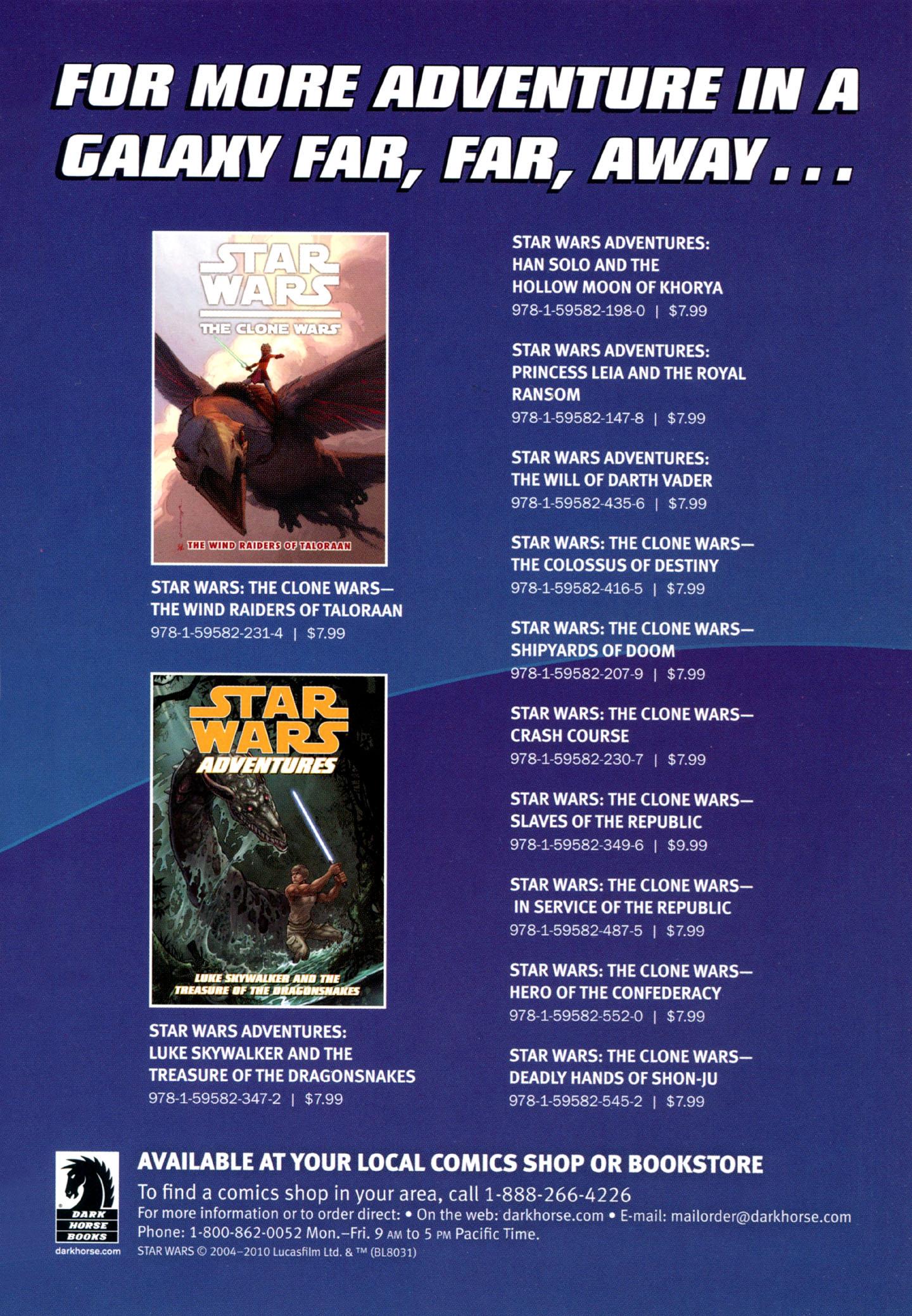 Read online Star Wars: The Clone Wars - Strange Allies comic -  Issue # Full - 80