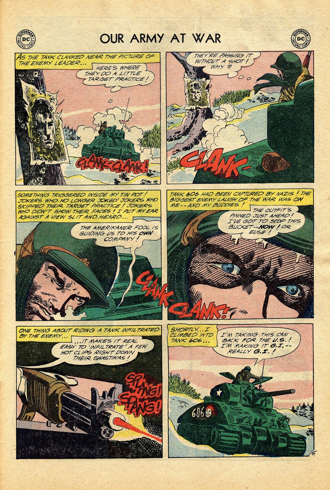 Our Army at War (1952) issue 99 - Page 31