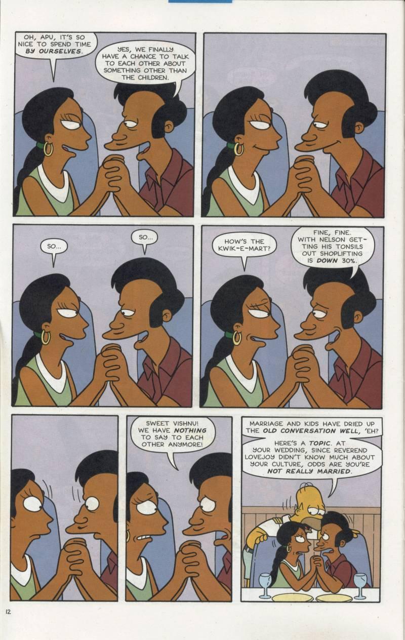 Read online Simpsons Comics comic -  Issue #66 - 13