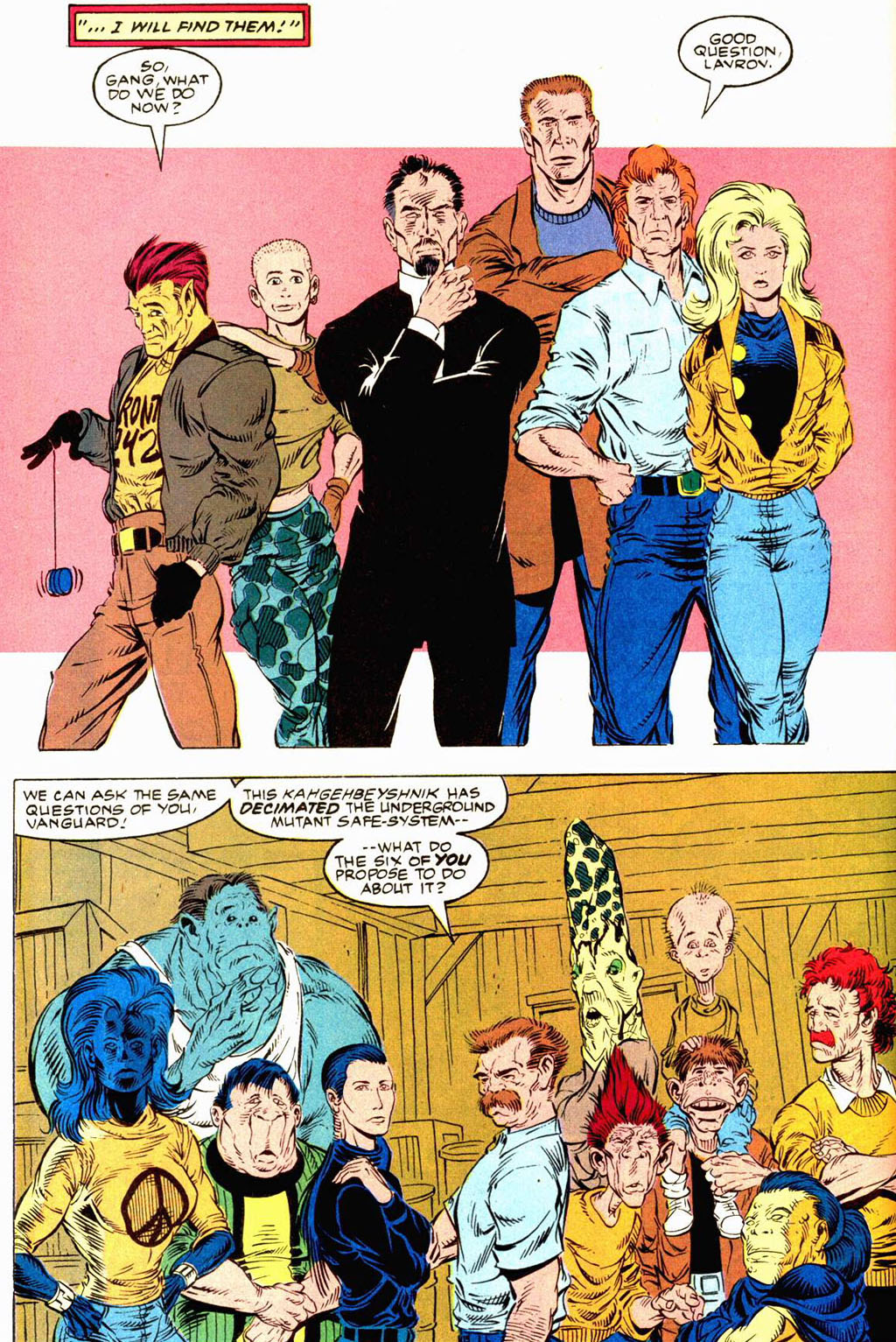 Read online Soviet Super Soldiers comic -  Issue # Full - 41