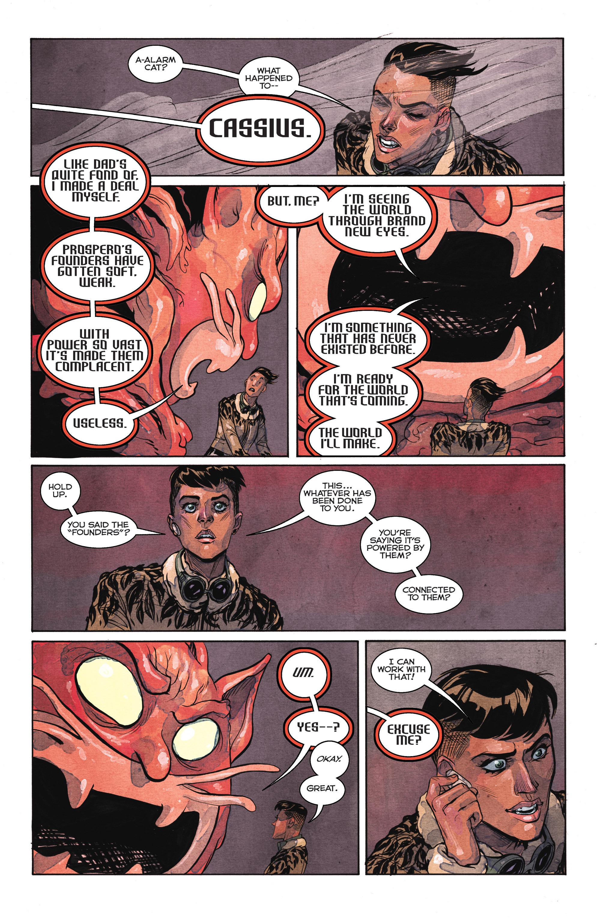 Read online Shutter comic -  Issue #27 - 14
