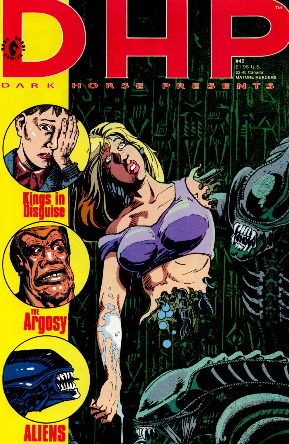 Dark Horse Presents (1986) issue 42 - Page 1