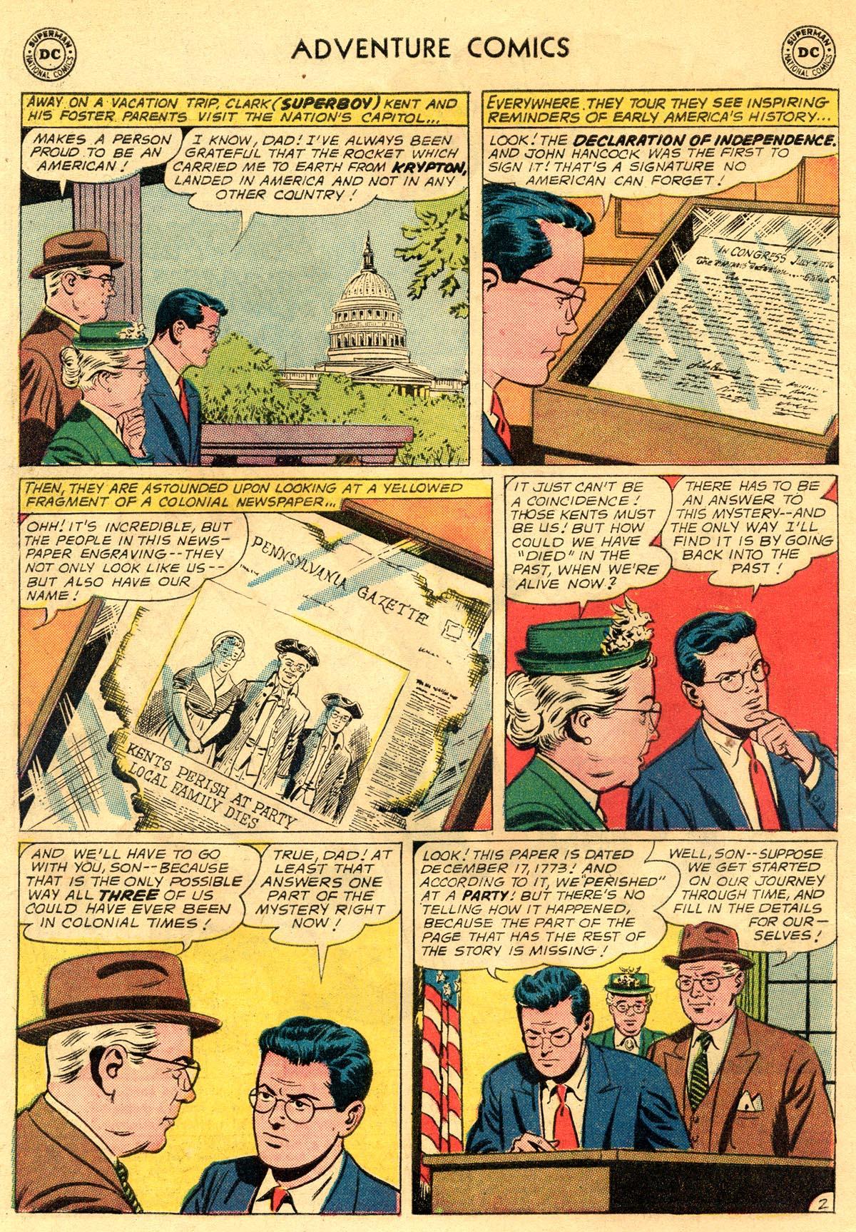 Read online Adventure Comics (1938) comic -  Issue #296 - 4