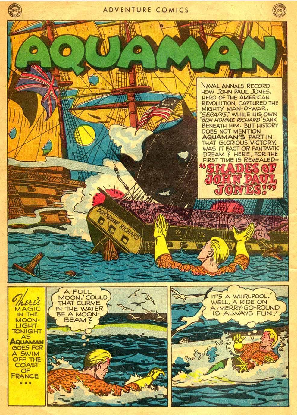 Read online Adventure Comics (1938) comic -  Issue #121 - 13