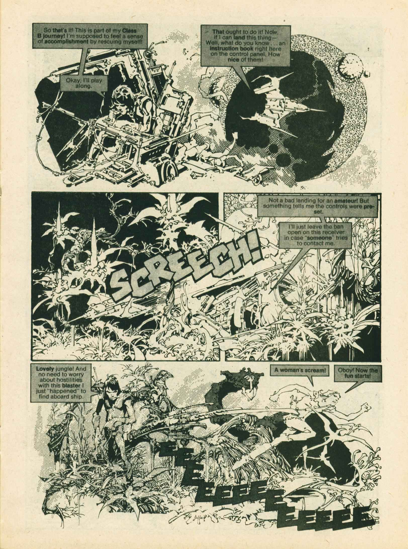 Read online Future Tense comic -  Issue #10 - 21