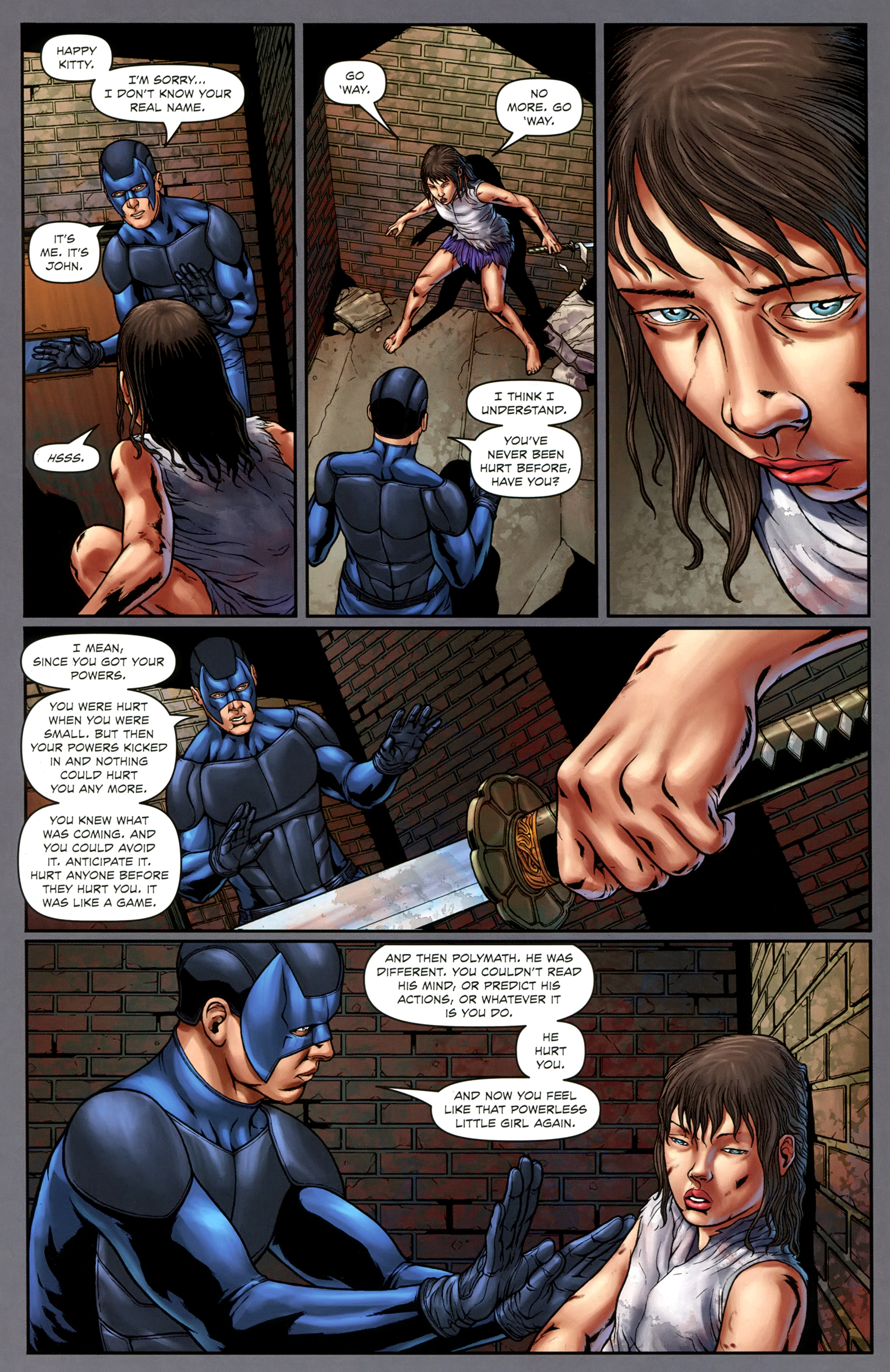 Read online Absolution: Rubicon comic -  Issue #3 - 15