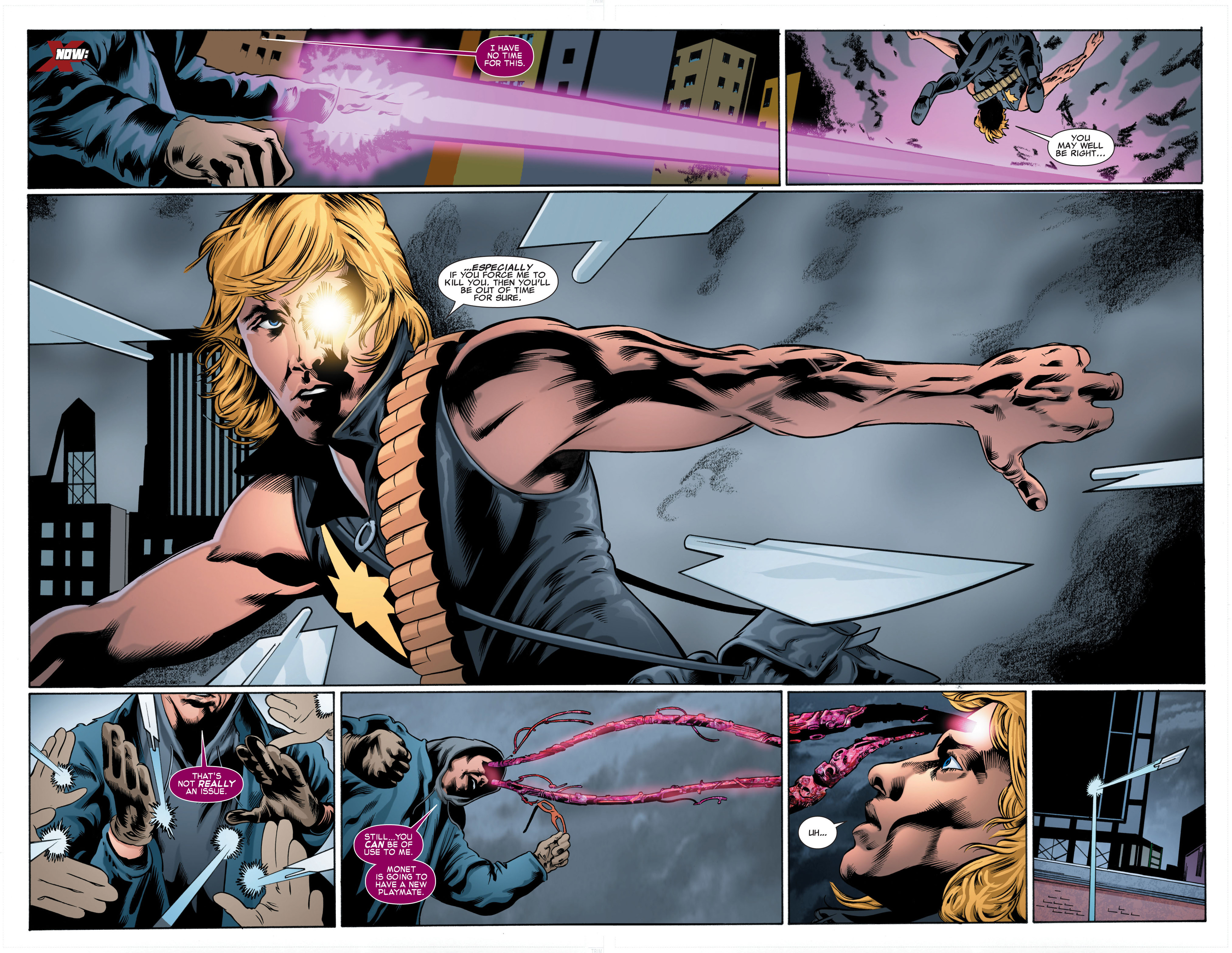 Read online X-Factor (2006) comic -  Issue #47 - 16