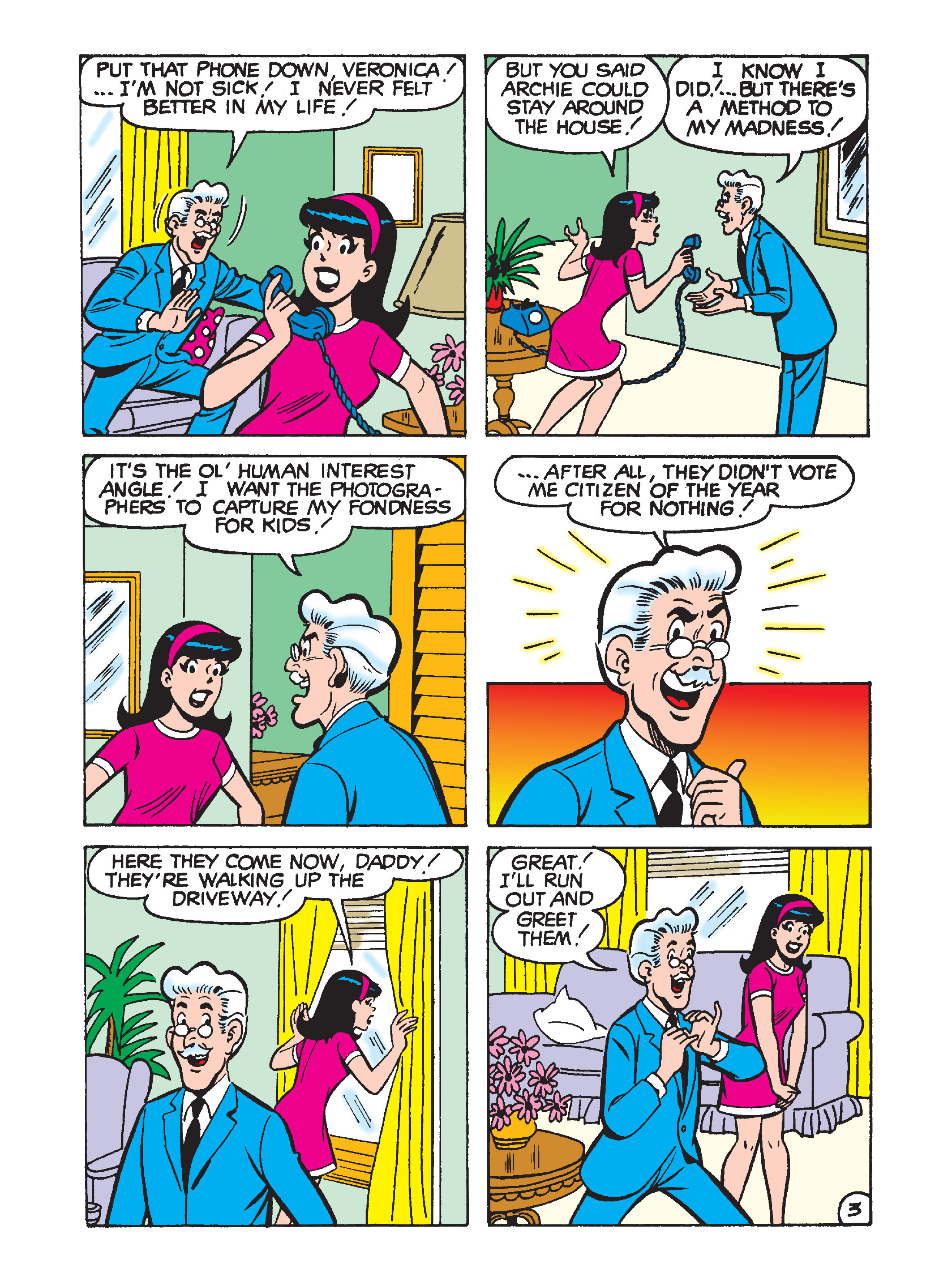 Read online Archie 75th Anniversary Digest comic -  Issue #1 - 40
