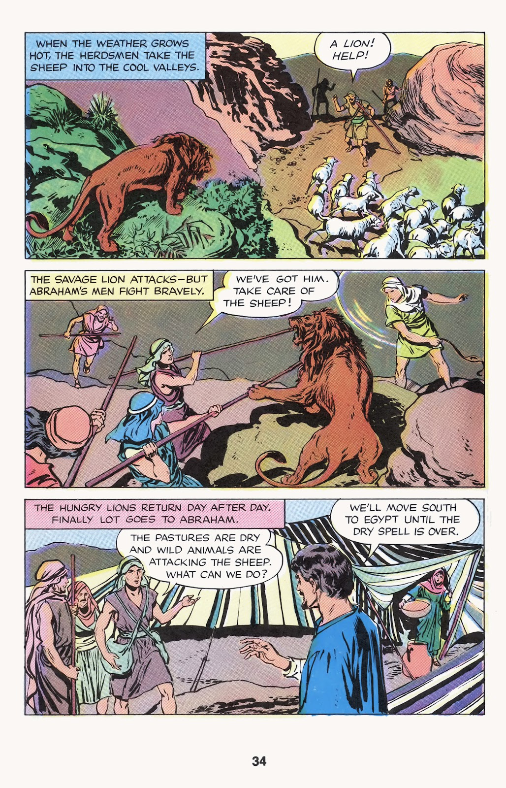 The Picture Bible issue TPB (Part 1) - Page 36