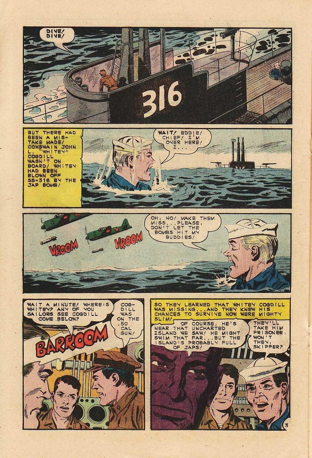 Read online Fightin' Navy comic -  Issue #121 - 20