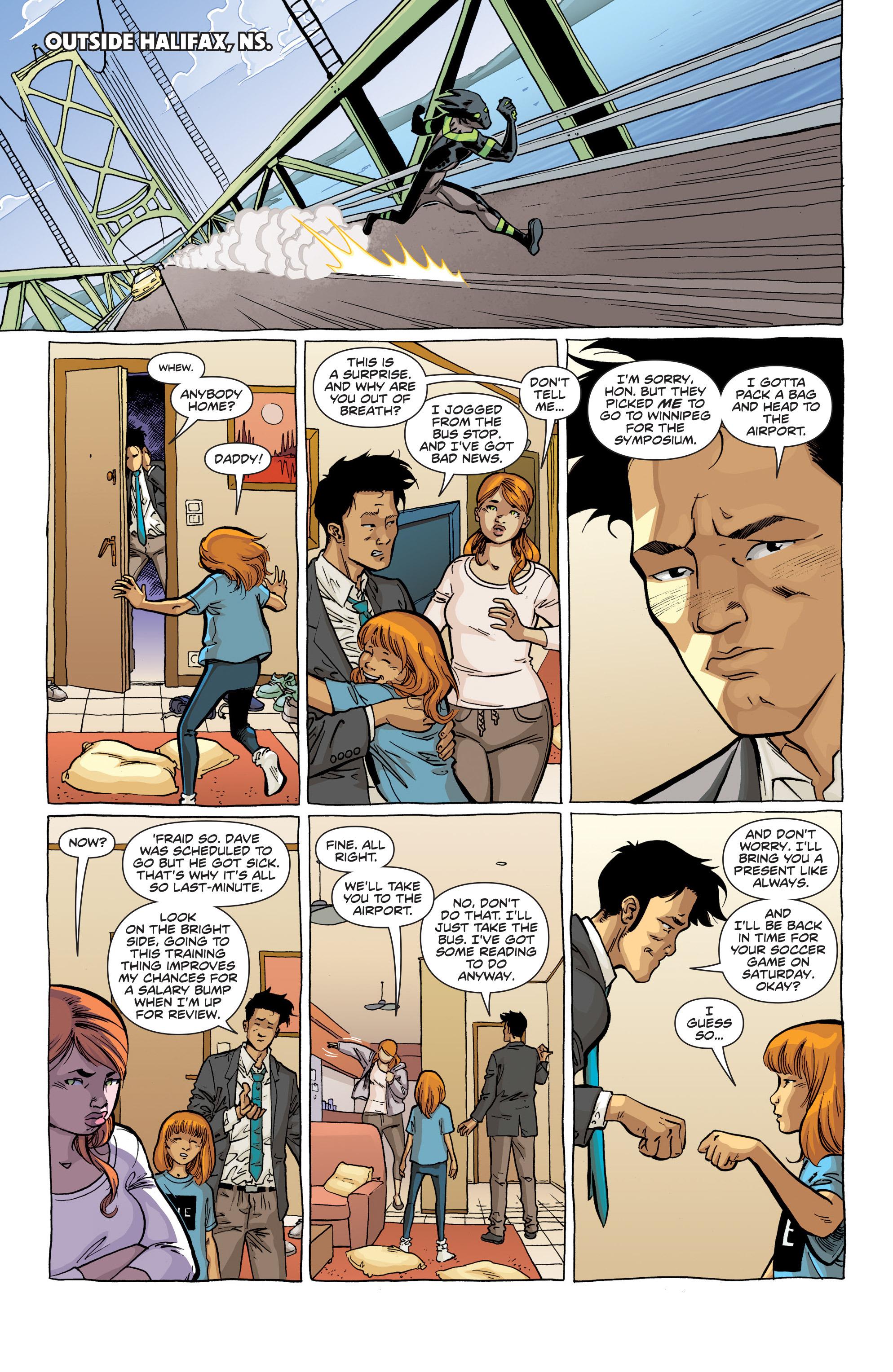 Read online Secret Identities comic -  Issue #1 - 13