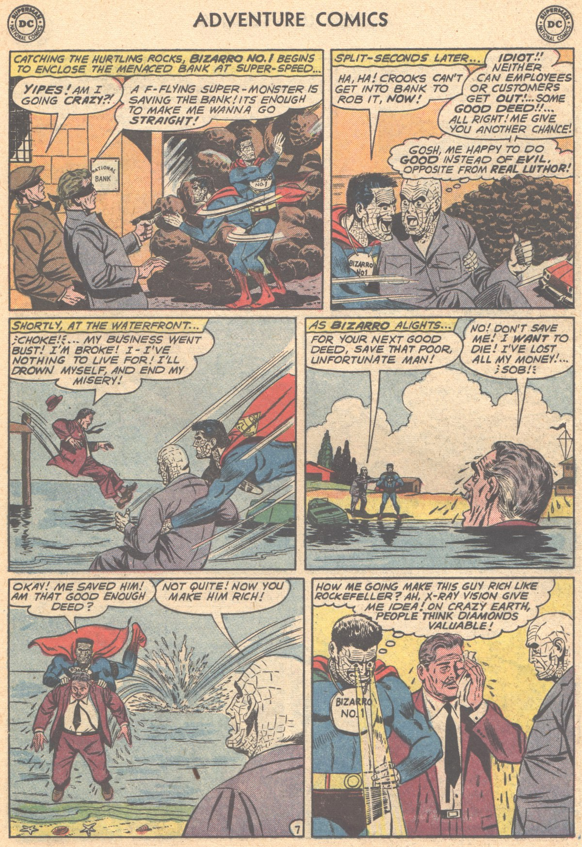 Read online Adventure Comics (1938) comic -  Issue #293 - 26