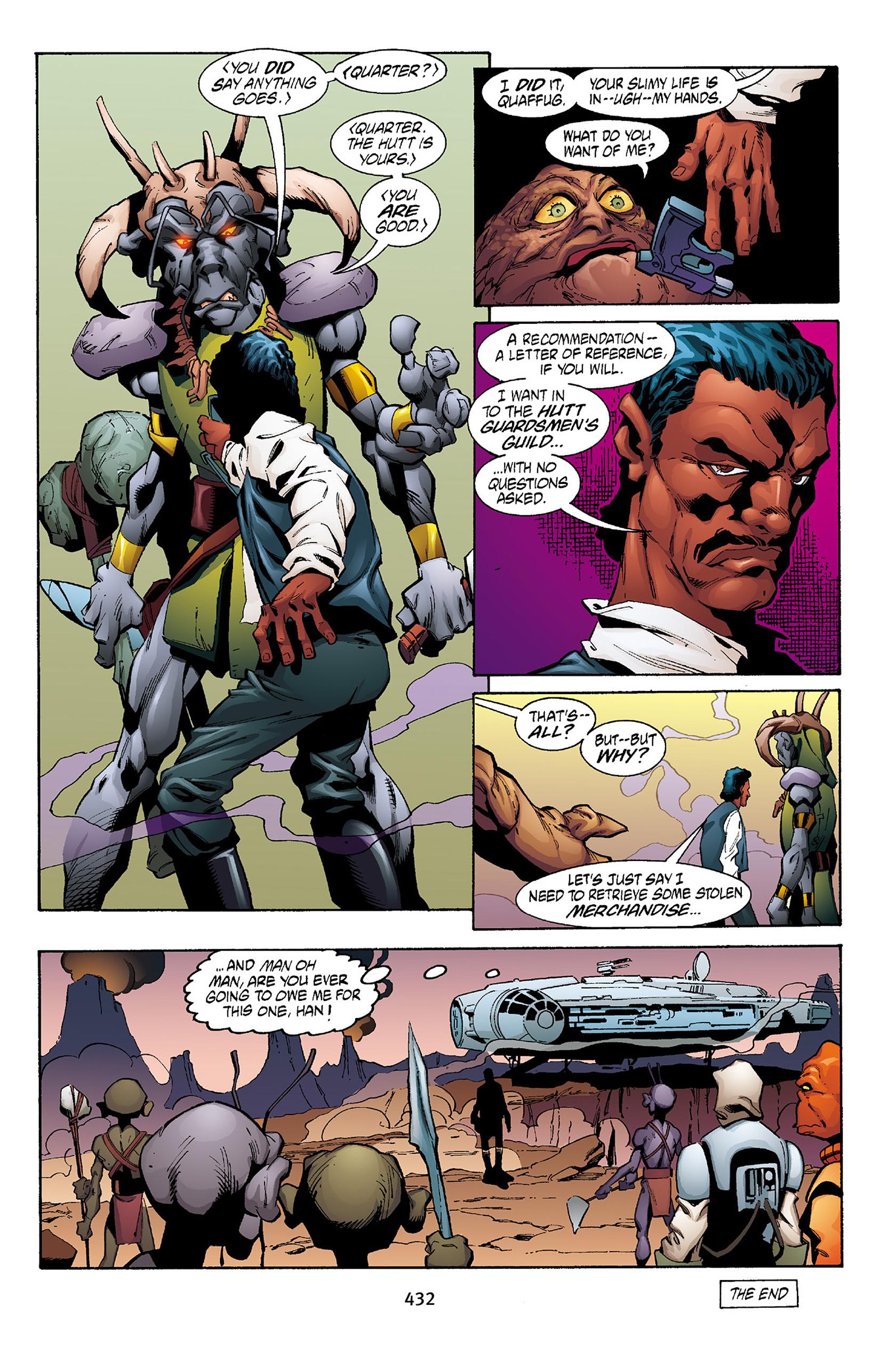 Read online Star Wars Omnibus comic -  Issue # Vol. 30 - 423