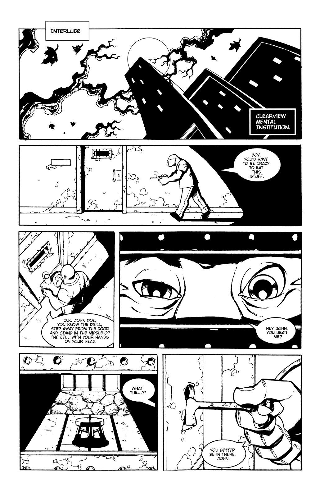 Warrior Nun Areala:  Dangerous Game Issue #2 #2 - English 5