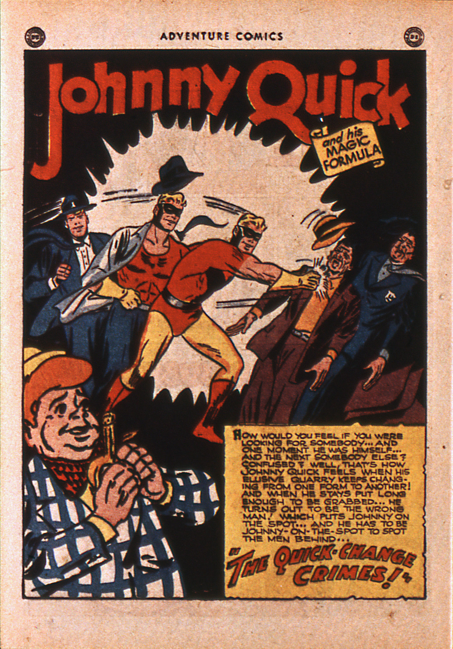 Read online Adventure Comics (1938) comic -  Issue #110 - 41