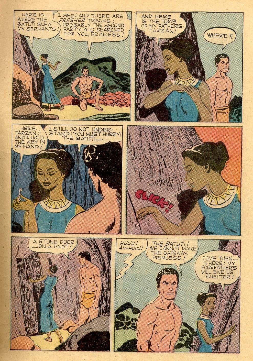 Tarzan (1948) issue 119 - Page 9