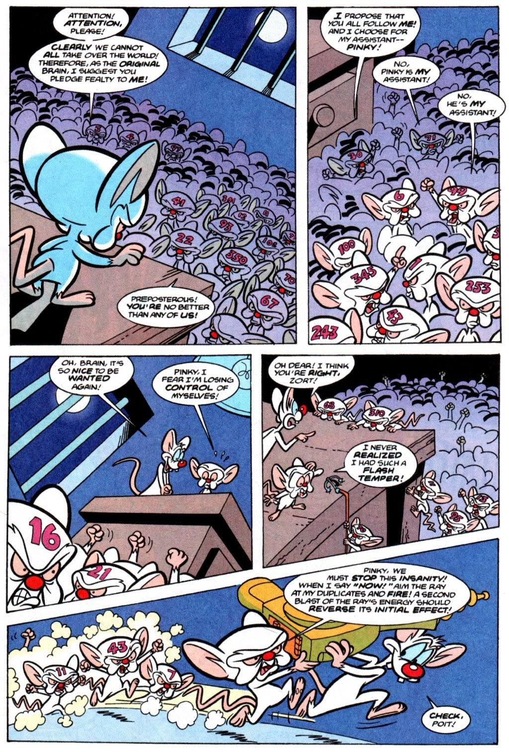 Animaniacs (1995) issue 11 - Page 12