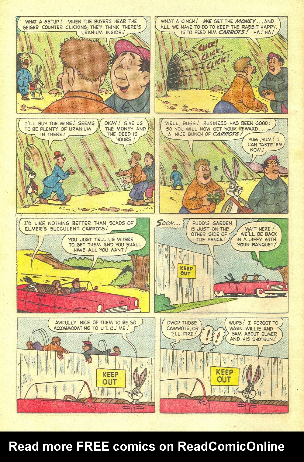 Bugs Bunny (1952) issue 45 - Page 24