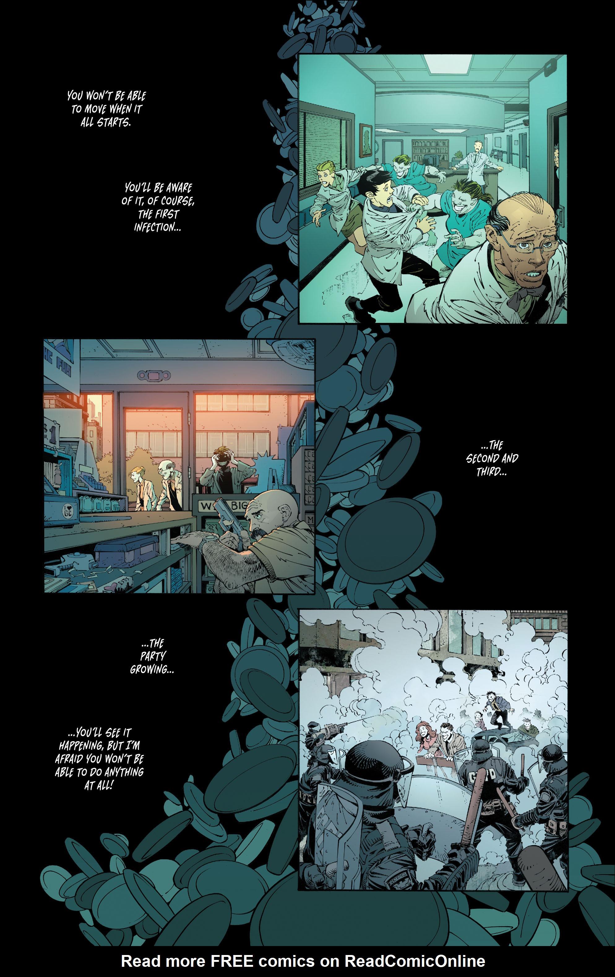 Read online Batman (2011) comic -  Issue # _TPB 7 - 50