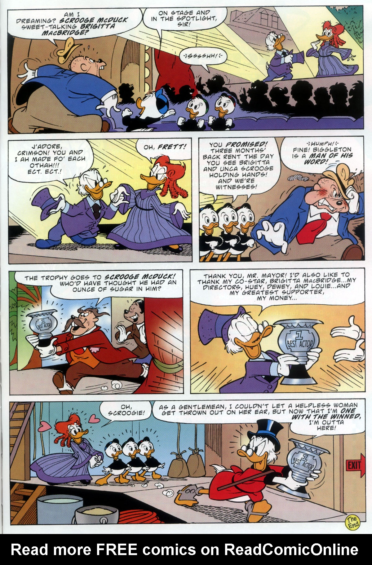 Read online Uncle Scrooge (1953) comic -  Issue #333 - 65