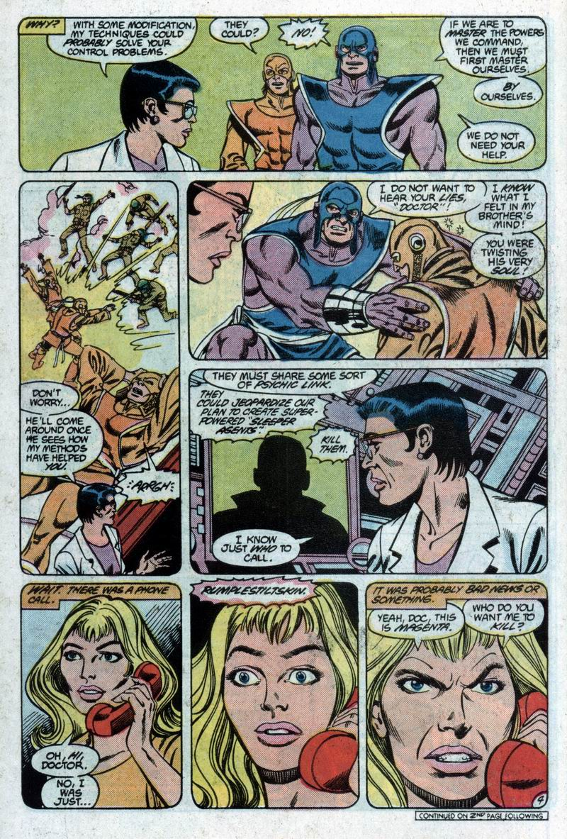 Teen Titans Spotlight issue 17 - Page 5