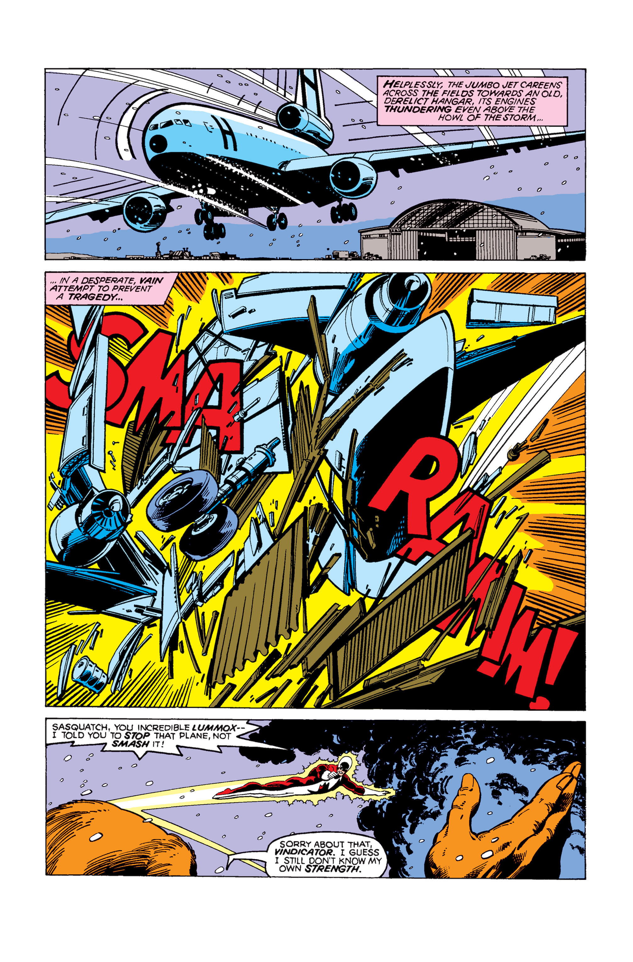 Uncanny X-Men (1963) 120 Page 8