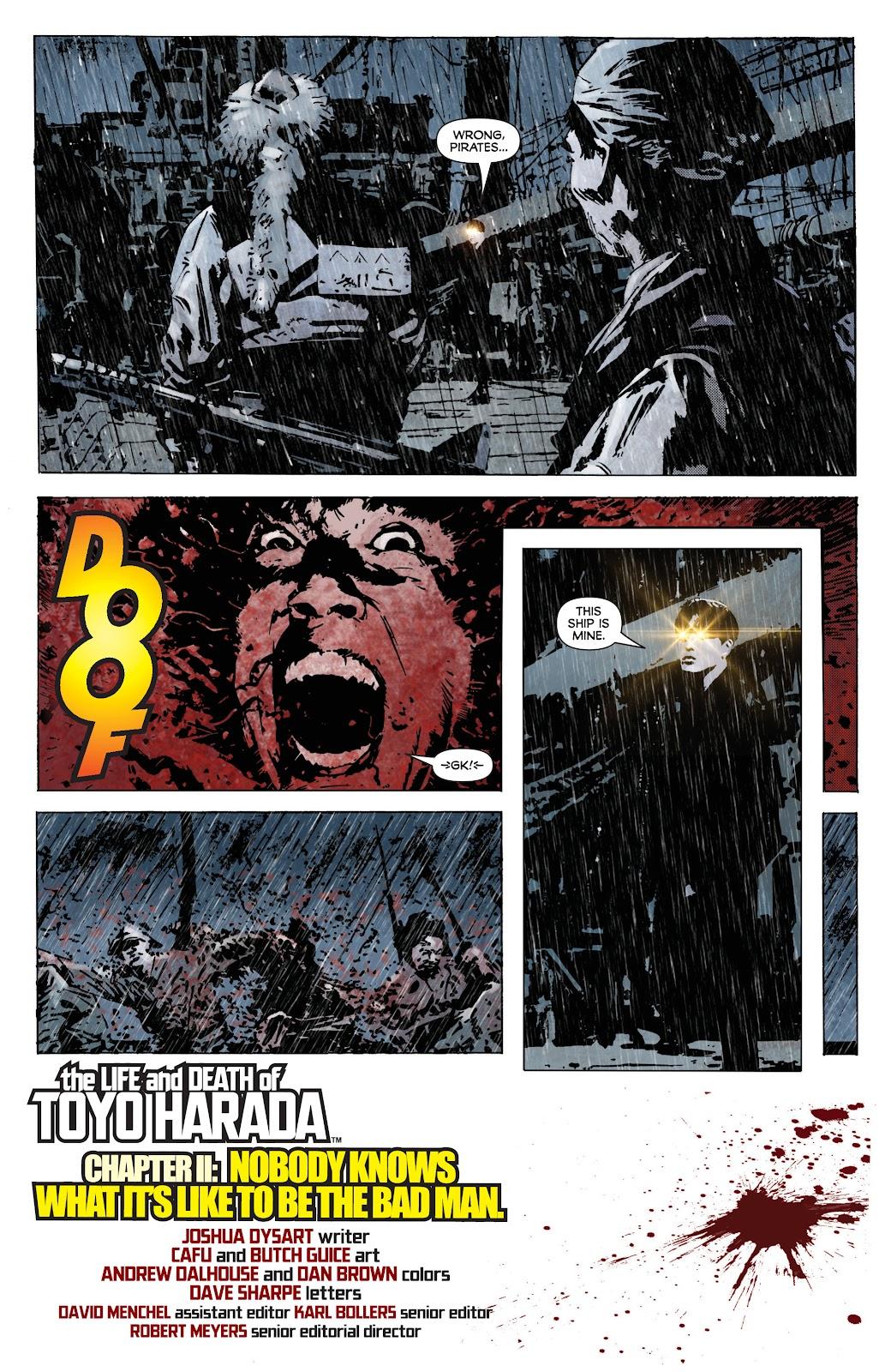 Read online X-O Manowar (2017) comic -  Issue #25 - 25