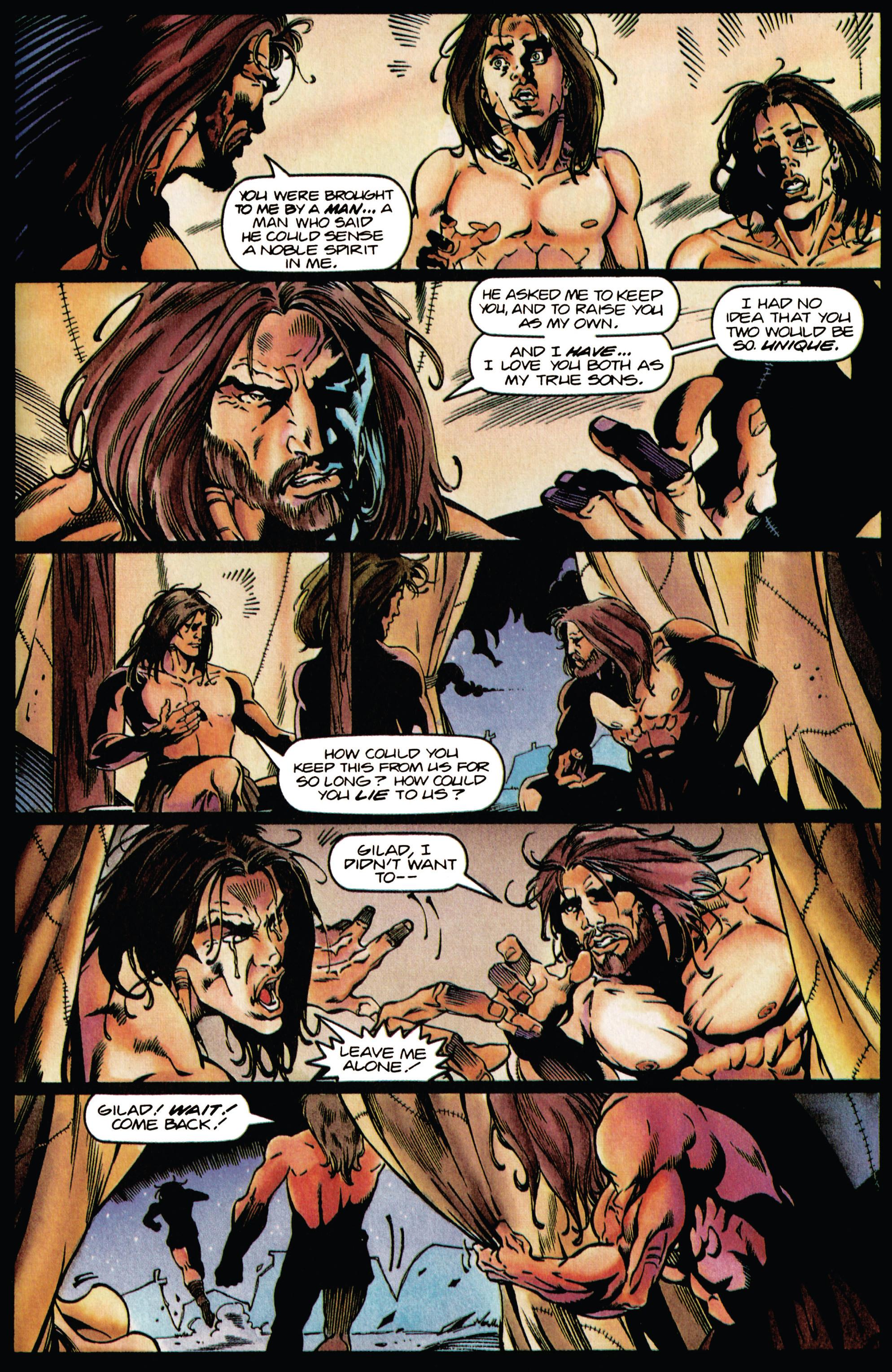 Read online Eternal Warrior (1992) comic -  Issue #37 - 18