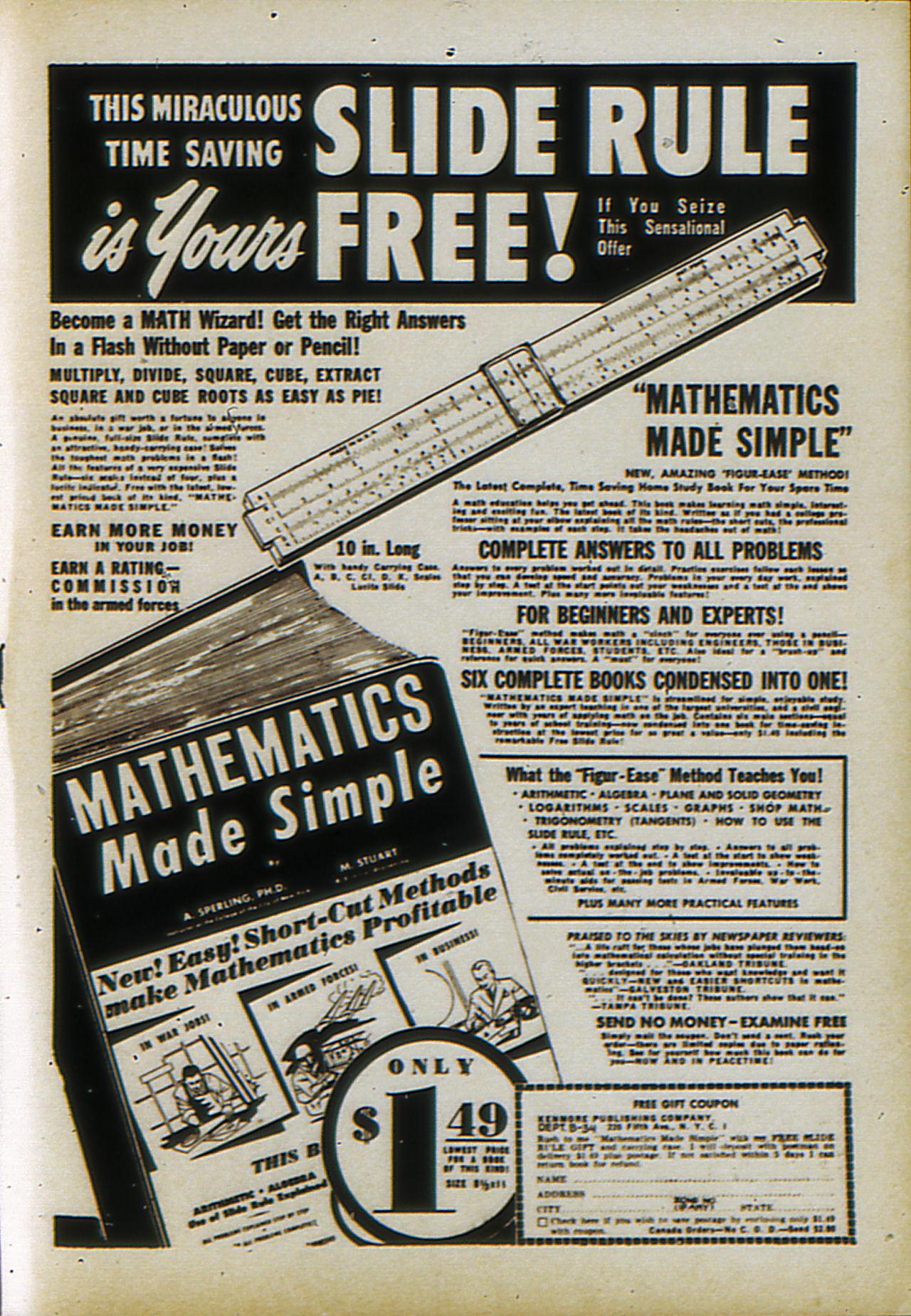Read online Detective Comics (1937) comic -  Issue #89 - 59