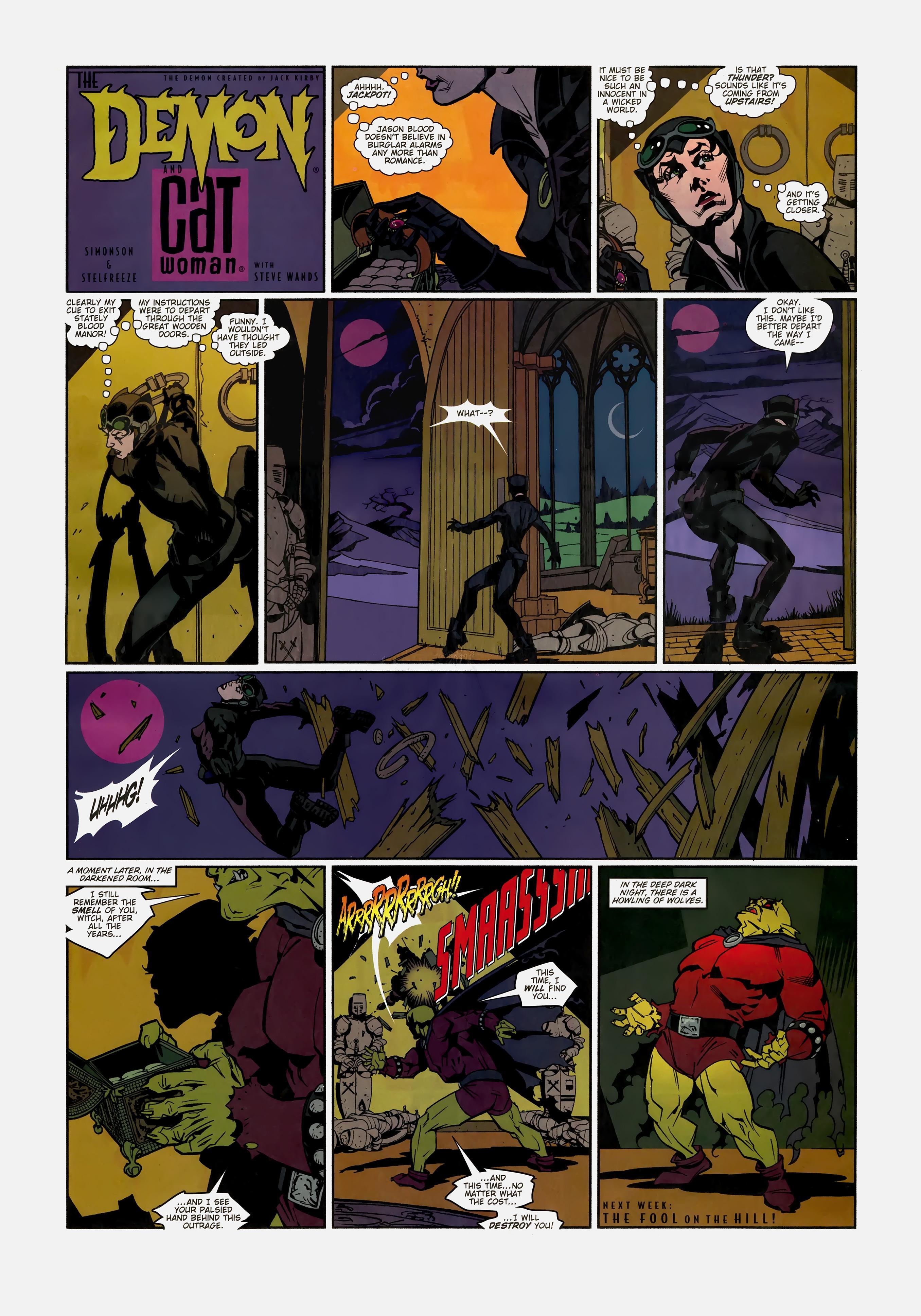 Read online Wednesday Comics comic -  Issue #2 - 15