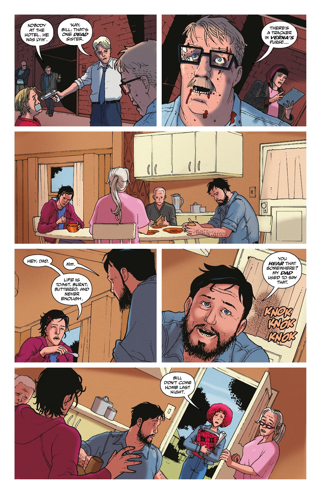 Read online She Could Fly comic -  Issue # _TPB - 107