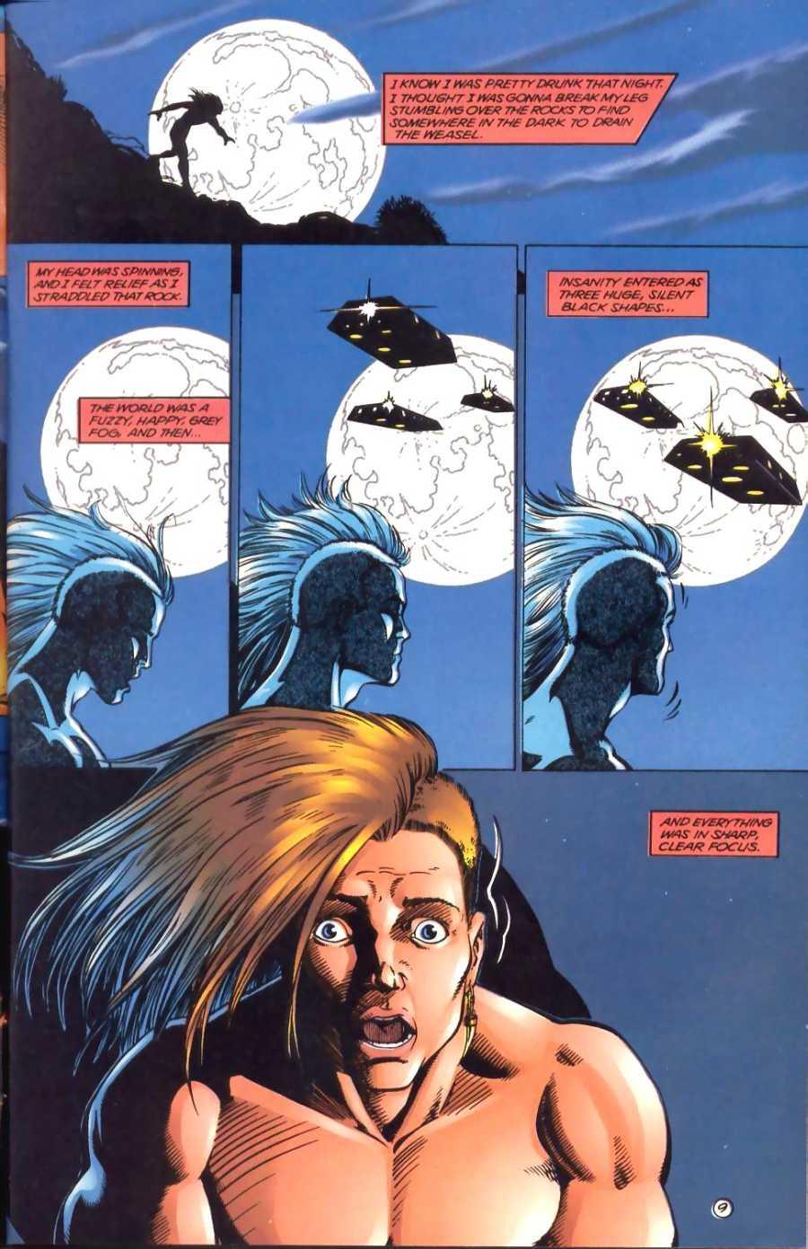 Read online Ultraverse Premiere comic -  Issue #1 - 9
